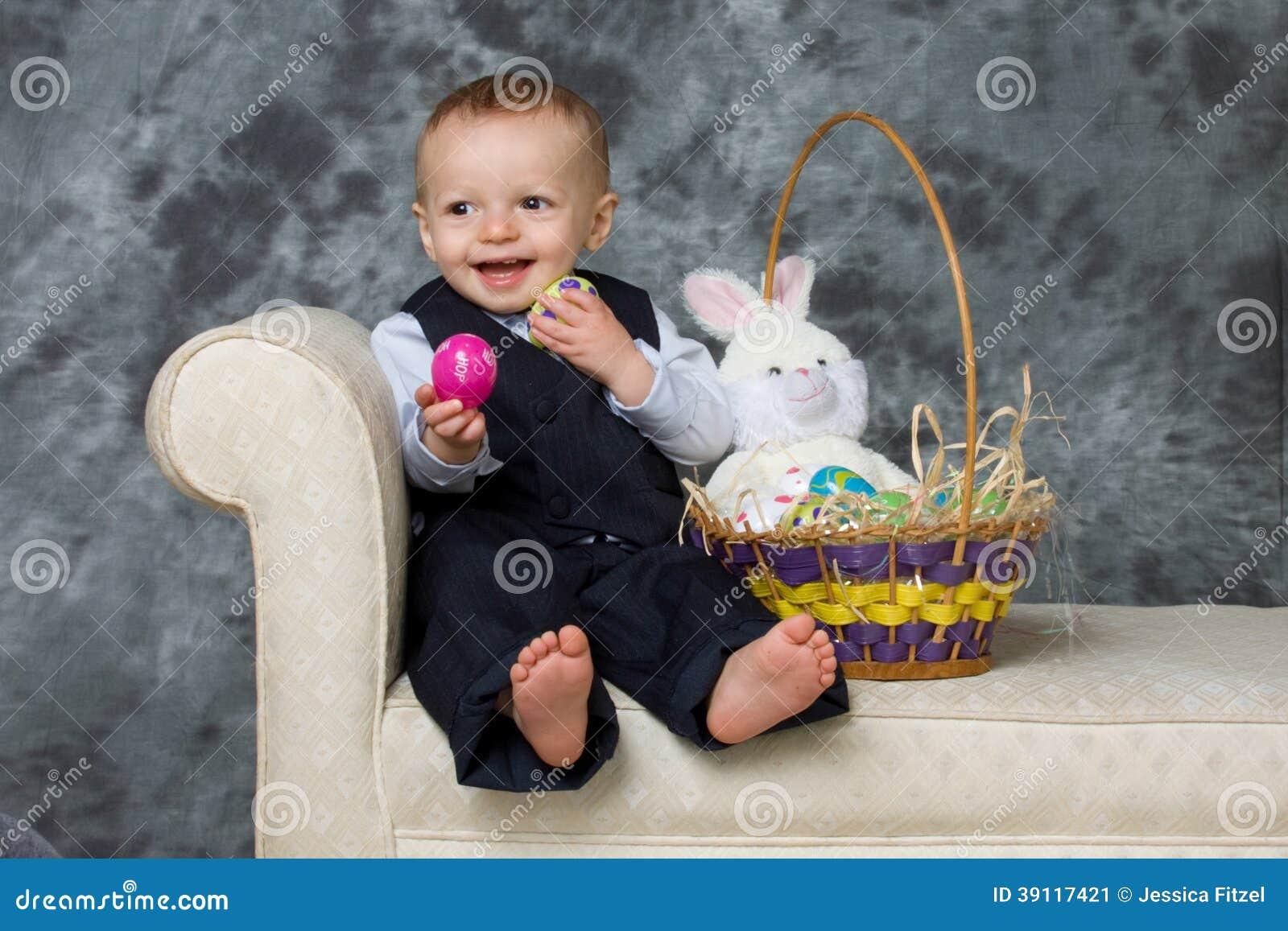 Bambino di Pasqua