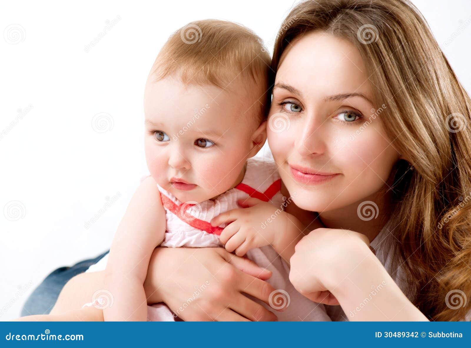 Bambino e madre