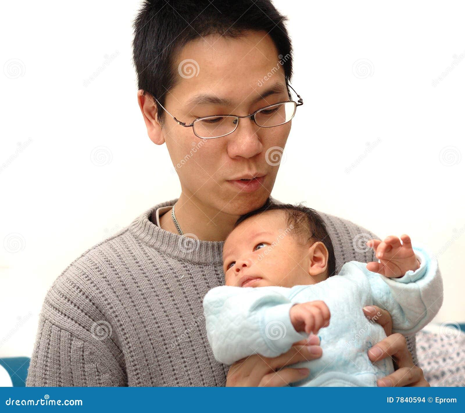 Bambino e padre