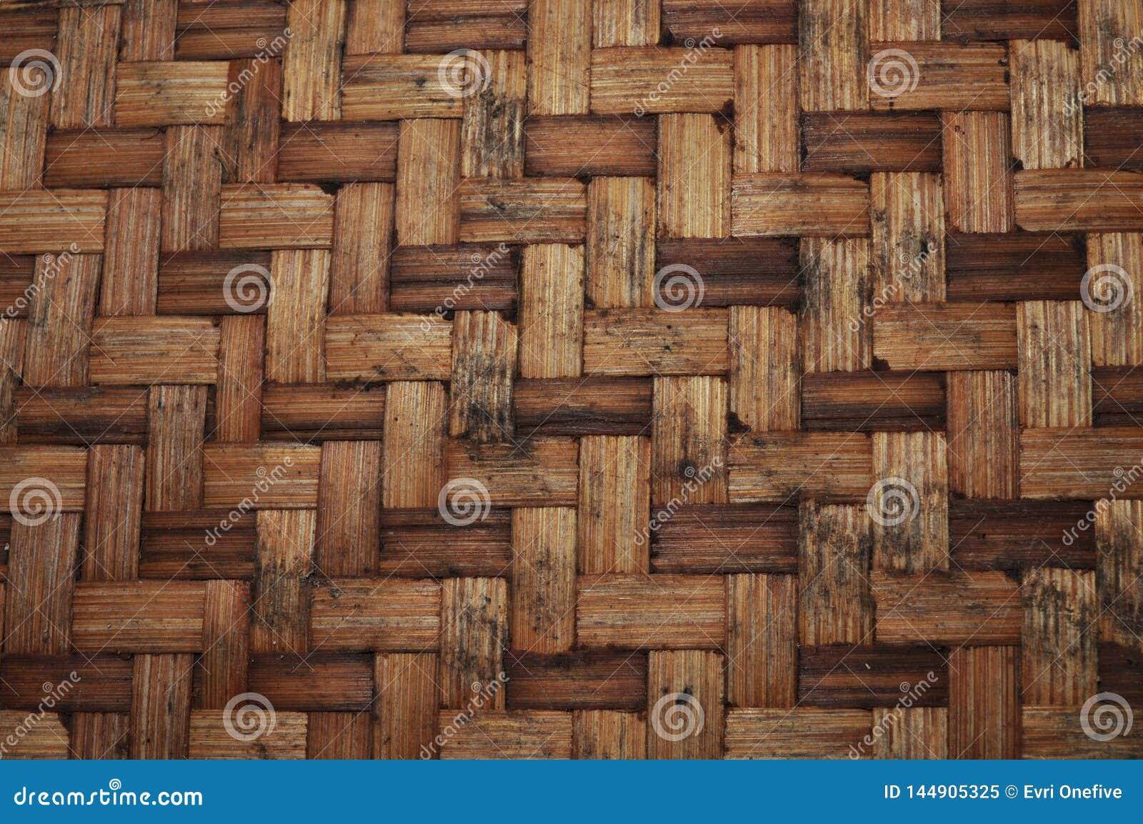 Bamboetextuur voor achtergrond