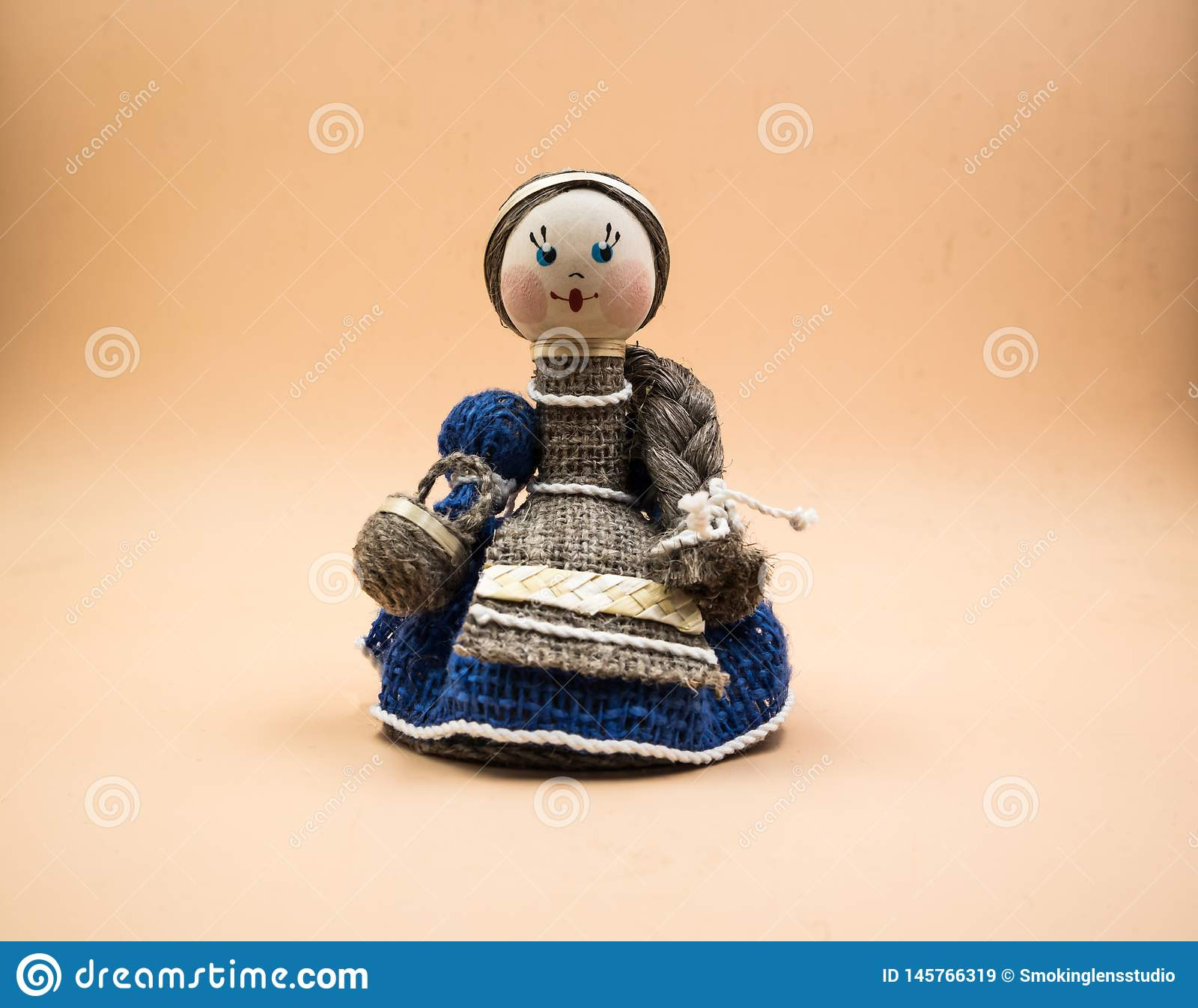 Bambole di Bellarusian, giocattoli