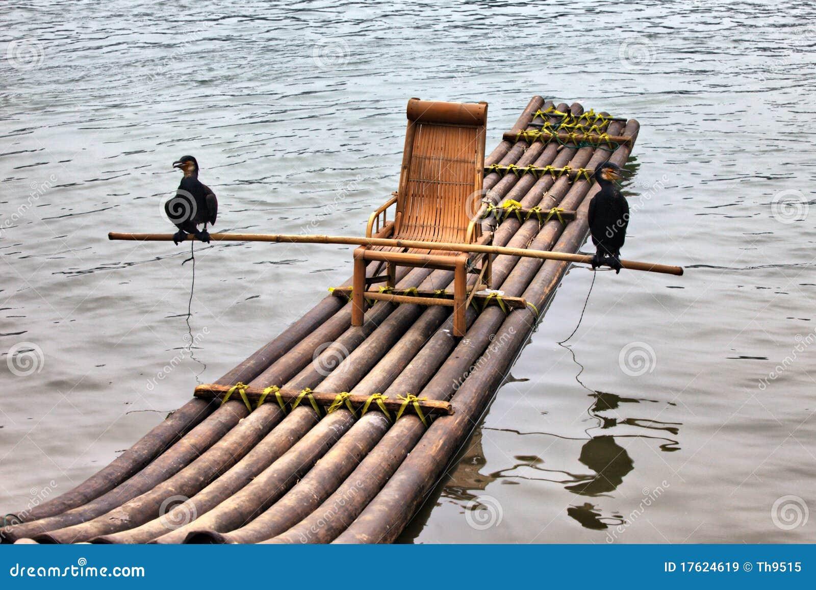 Bamboo сплоток cormorant