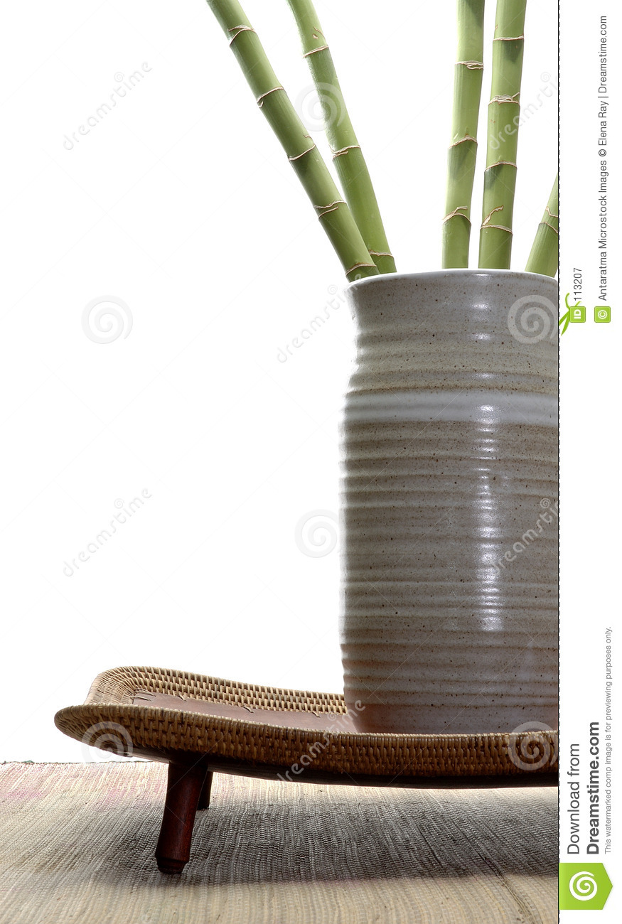 Download Bamboo Arrangement stock image. Image of nature, objects - 113207
