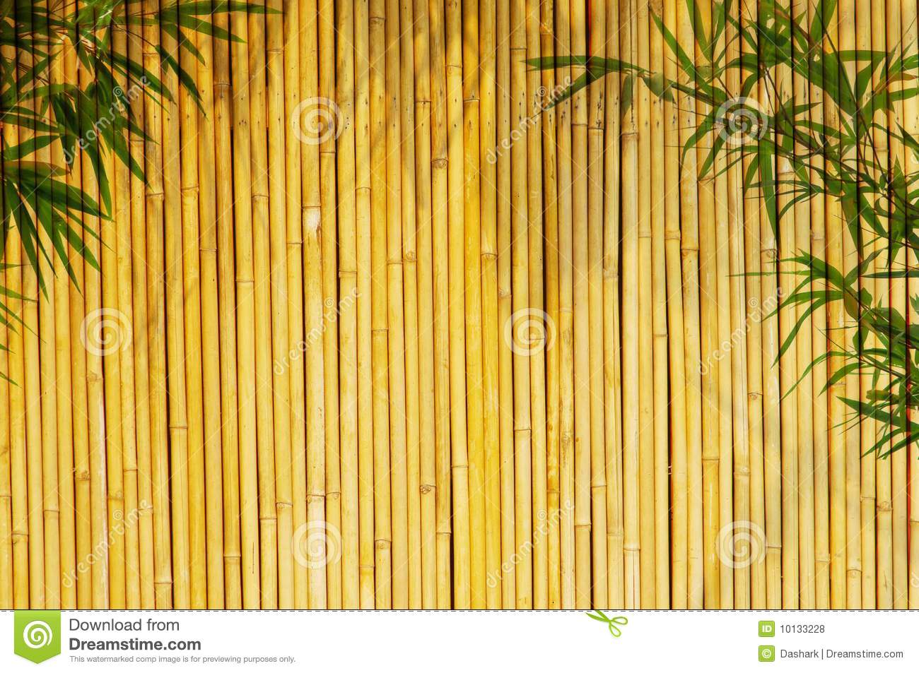 Bamboo Background Royalty Free Stock Photos - Image: 10133228