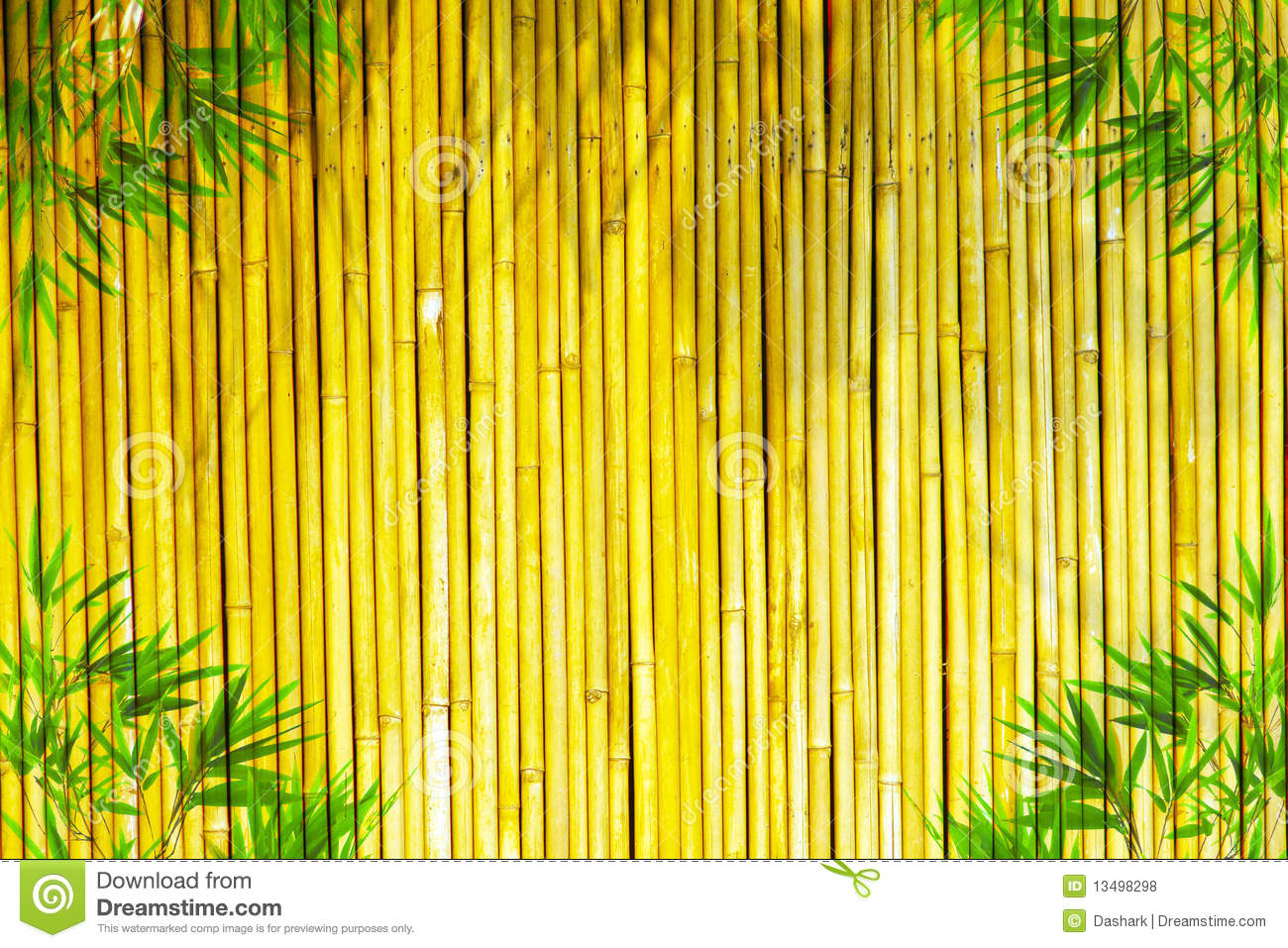 Bamboo Background Royalty Free Stock Photos - Image: 13498298 Leaves Clipart