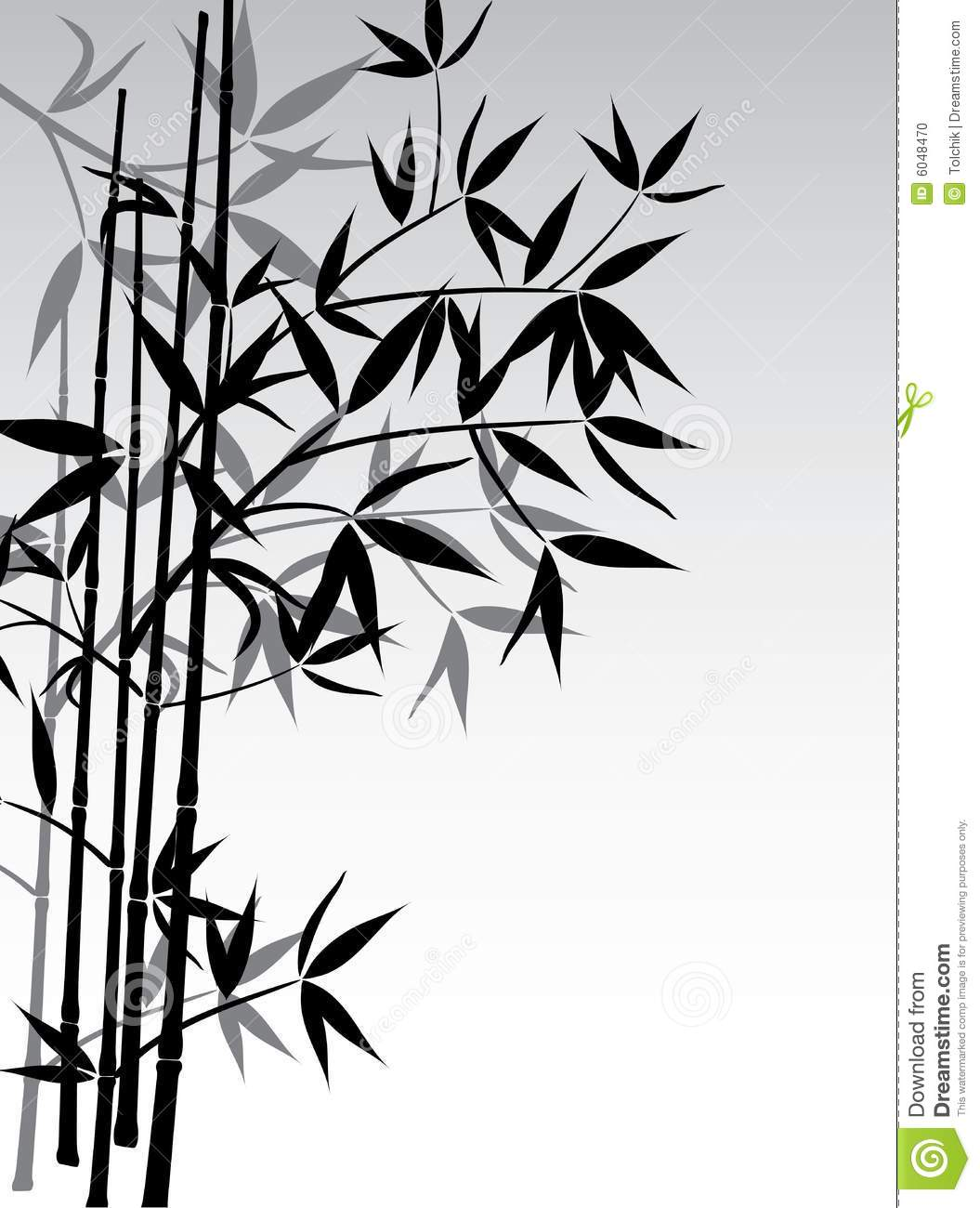 bamboo background vector stock vector illustration of background 6048470 dreamstime com