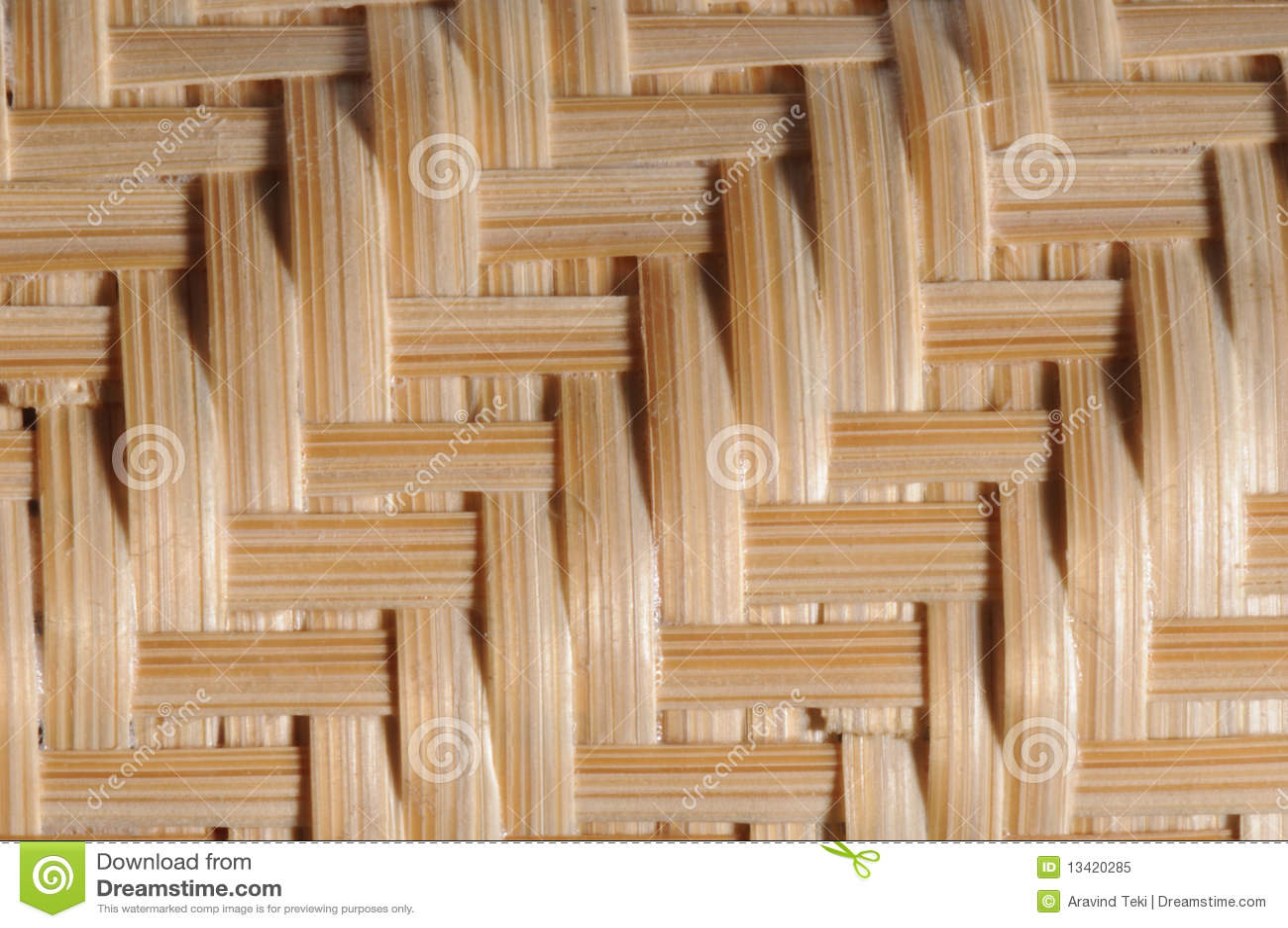 Bamboo Craft Royalty Free Stock Photo - Image: 13420285