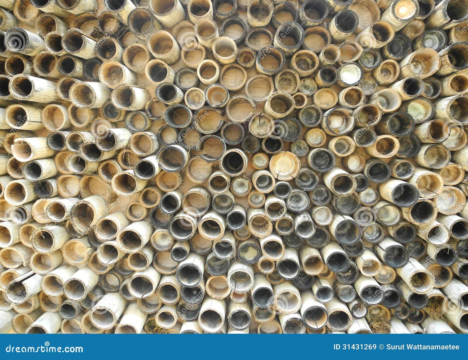 Bamboo Cut Stock Image Image Of Carpentry Hardwood