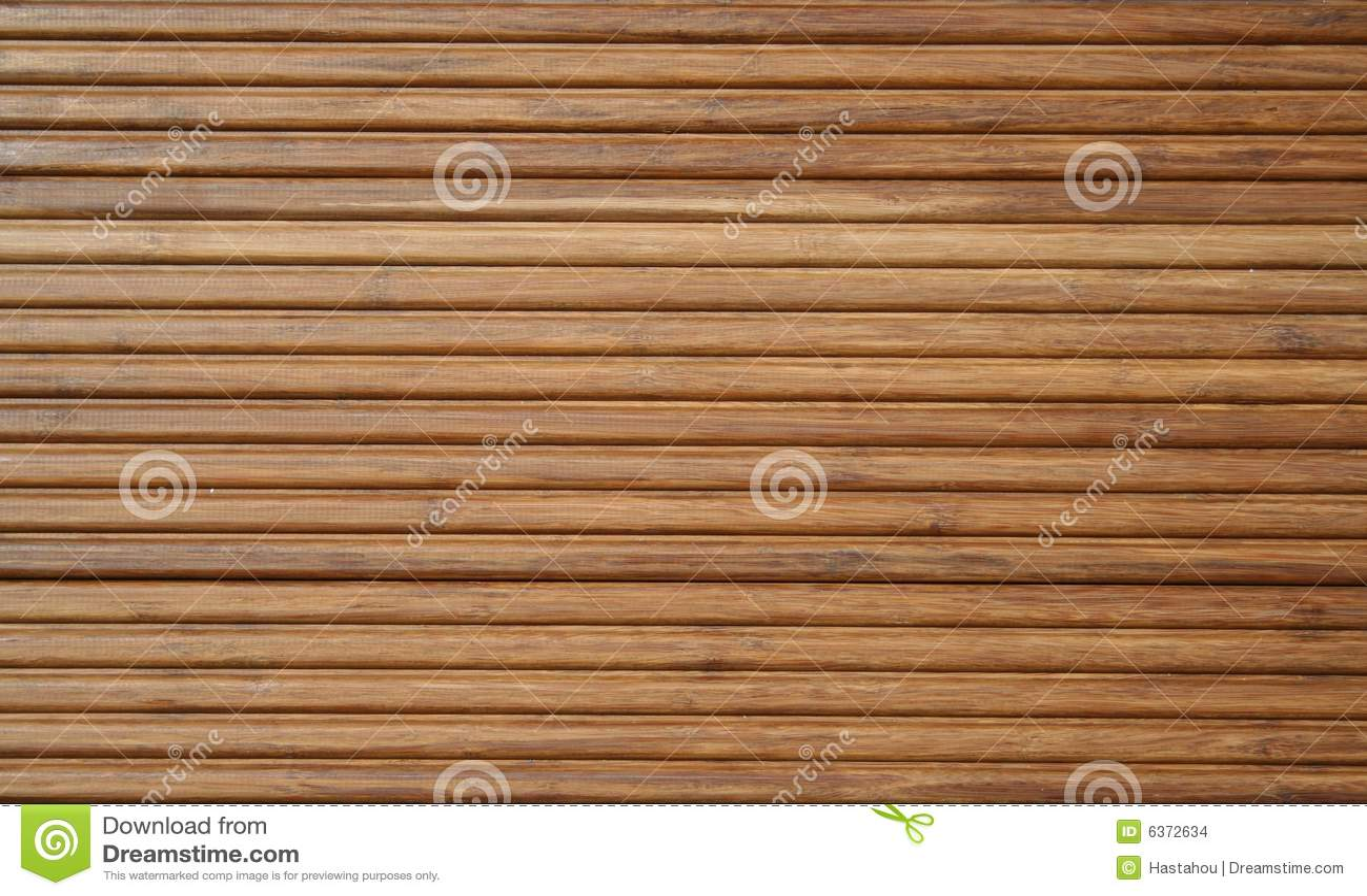 Bamboo decking stock photo  Image of bamboo, terrasse - 6372634