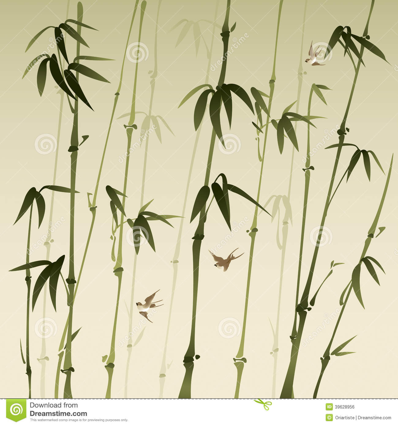 Bamboo Forest - Revival