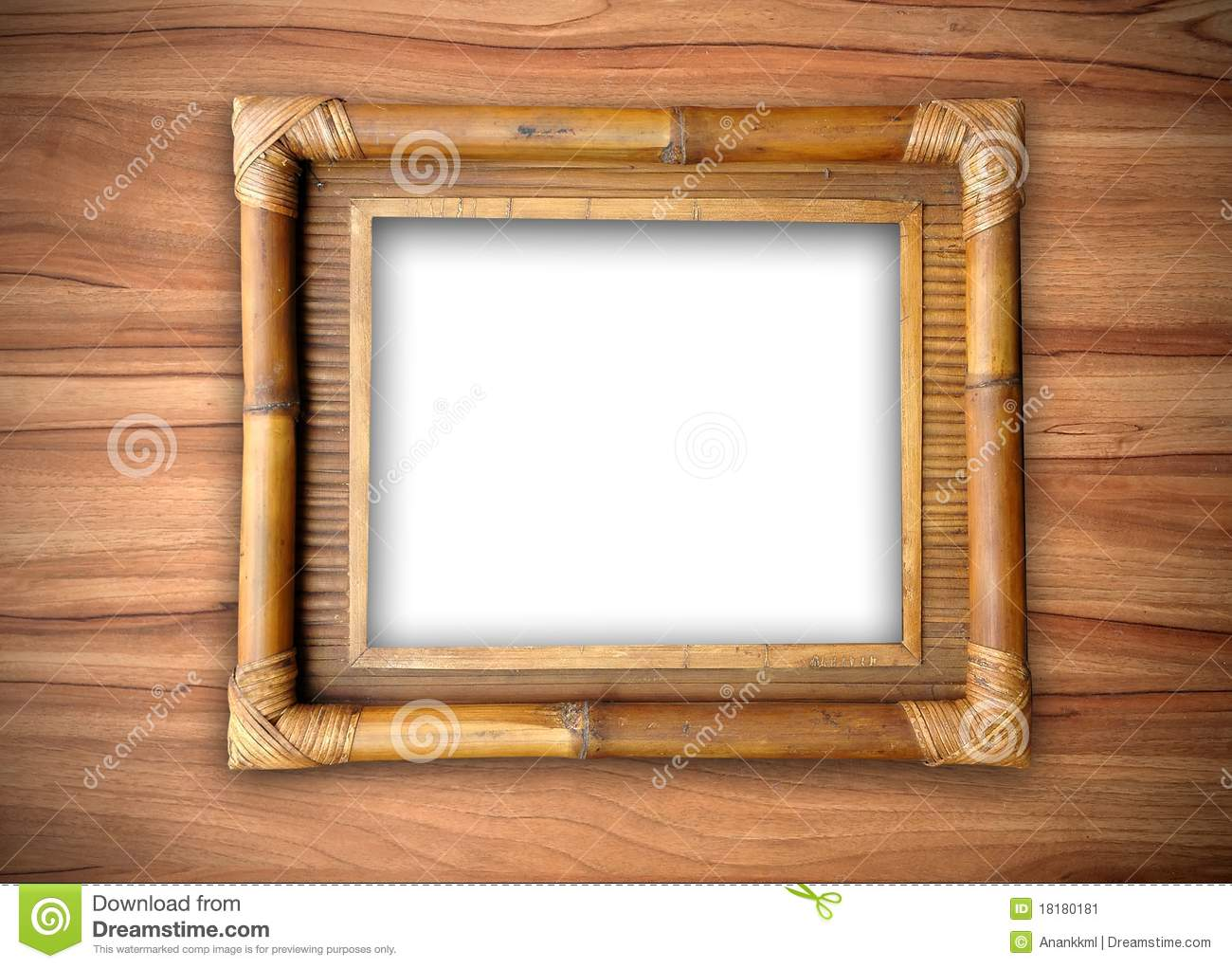 bamboo wood frame - photo #26