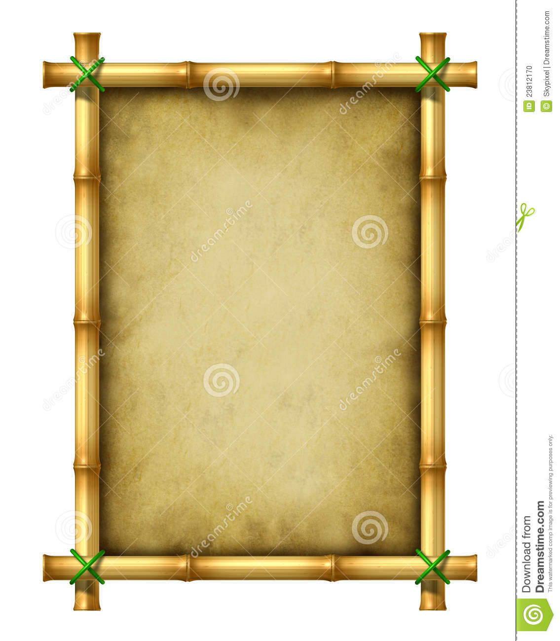 bamboo wood frame - photo #41