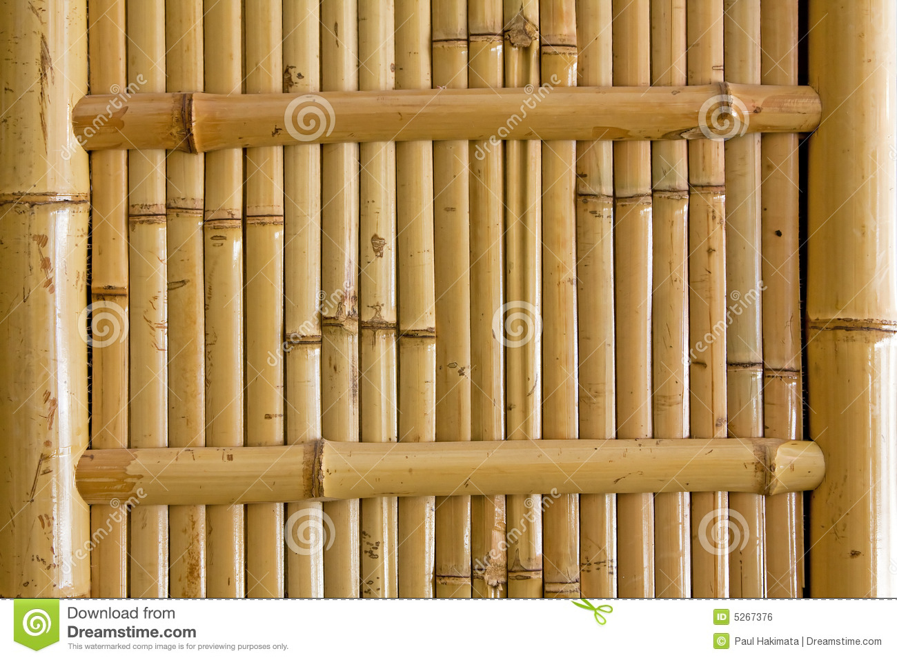 Bamboo frame stock photo image of organic rustic - Suelos de bambu ...