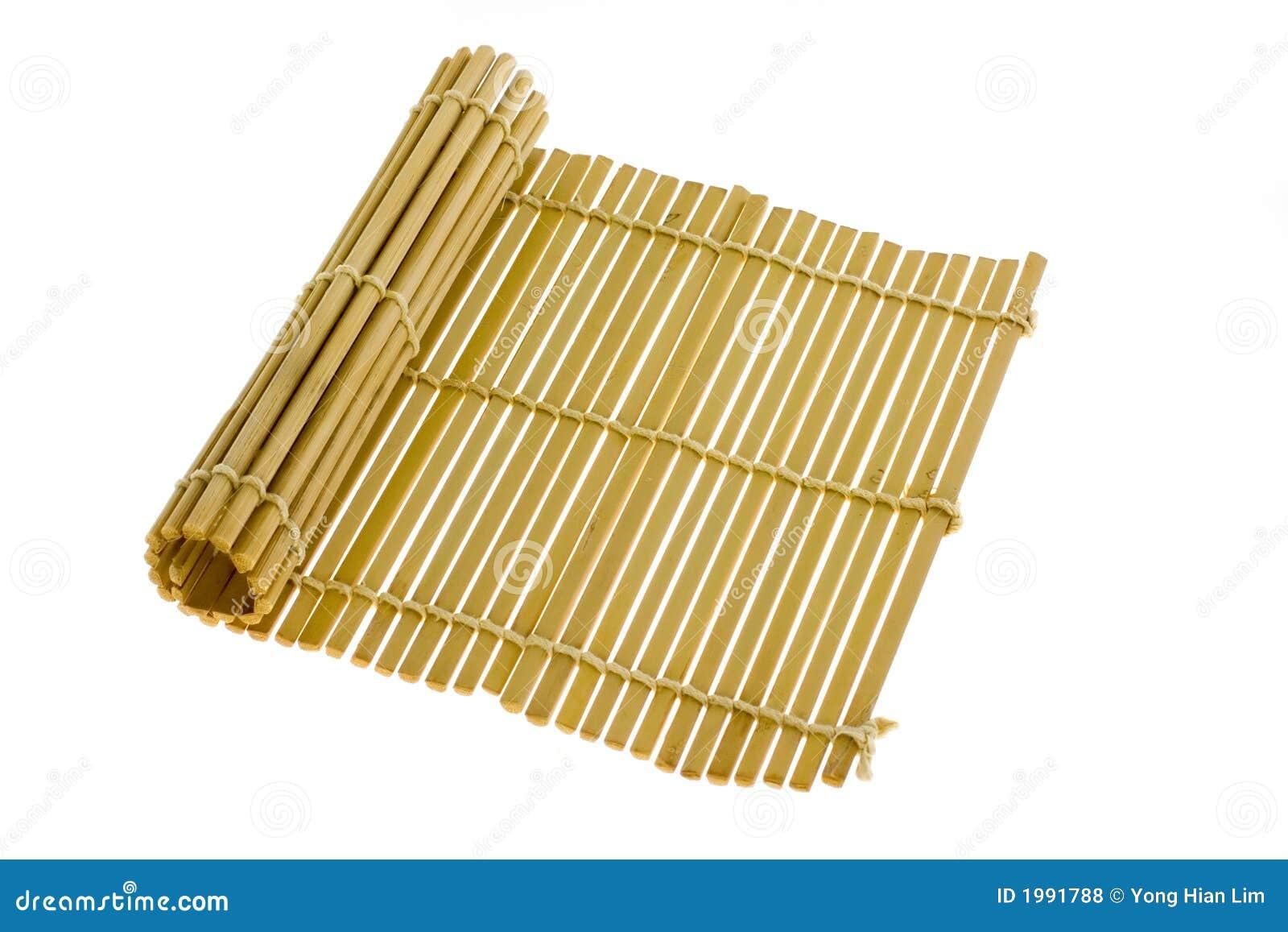 Bamboo Mat Royalty Free Stock Photos Image 1991788