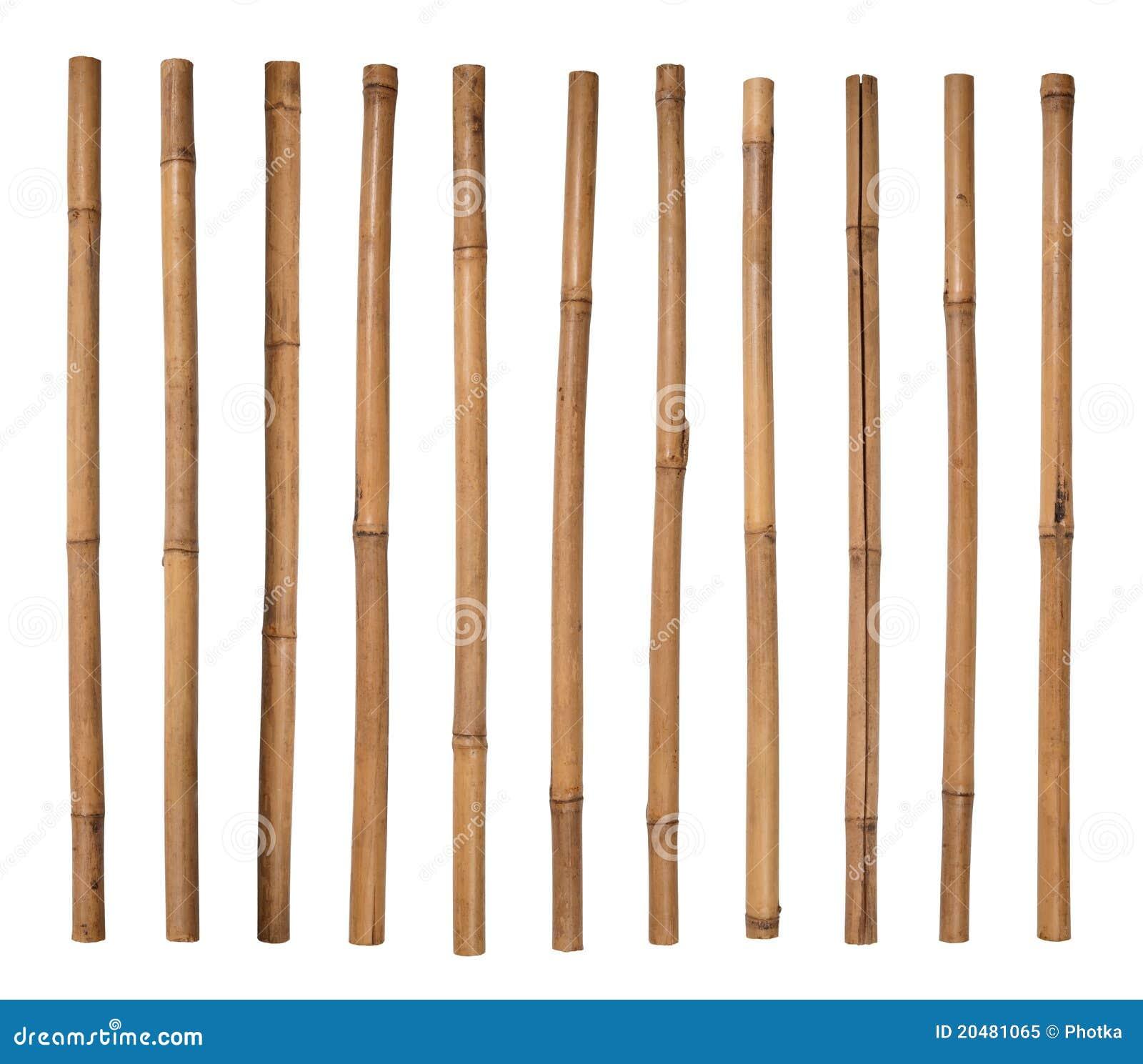 Bamboo Stcik People ~ Bamboo sticks royalty free stock photo image