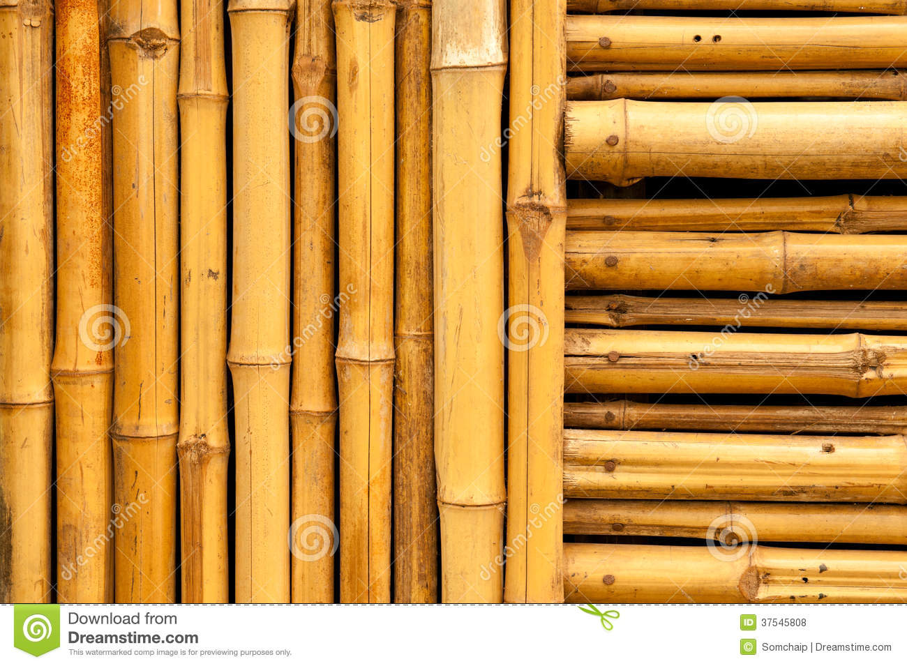 Bamboo wall stock photo. Image of pipes, desk, frame - 37545808