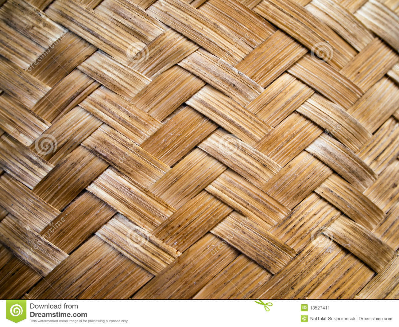 Bamboo weave pattern stock image image 18527411 for Bamboo weaving tutorial