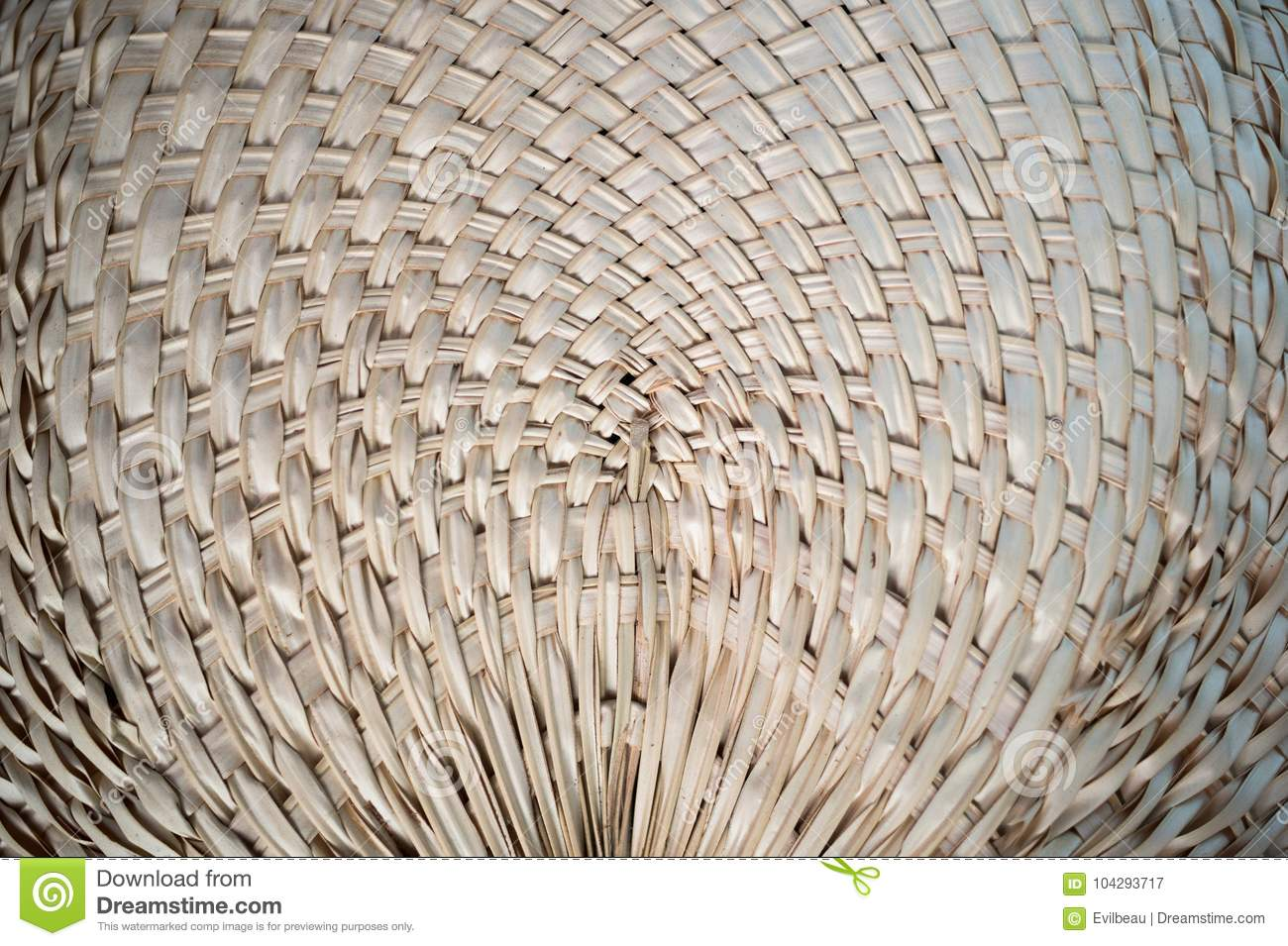 Bamboo Weaving Patterns