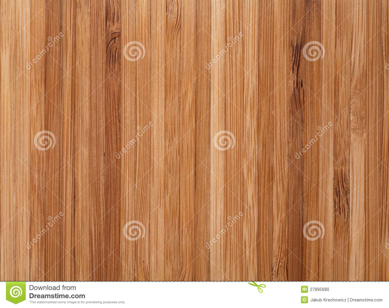 Bamboo Wood Background Texture Stock Photo Image 27895680
