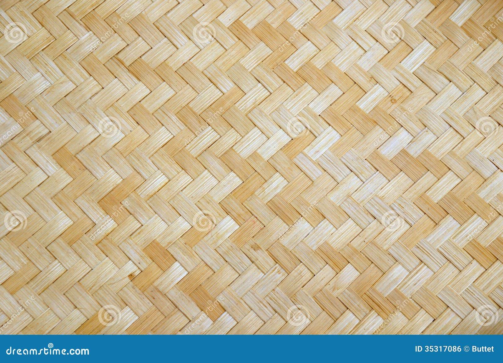 Bamboo wood texture