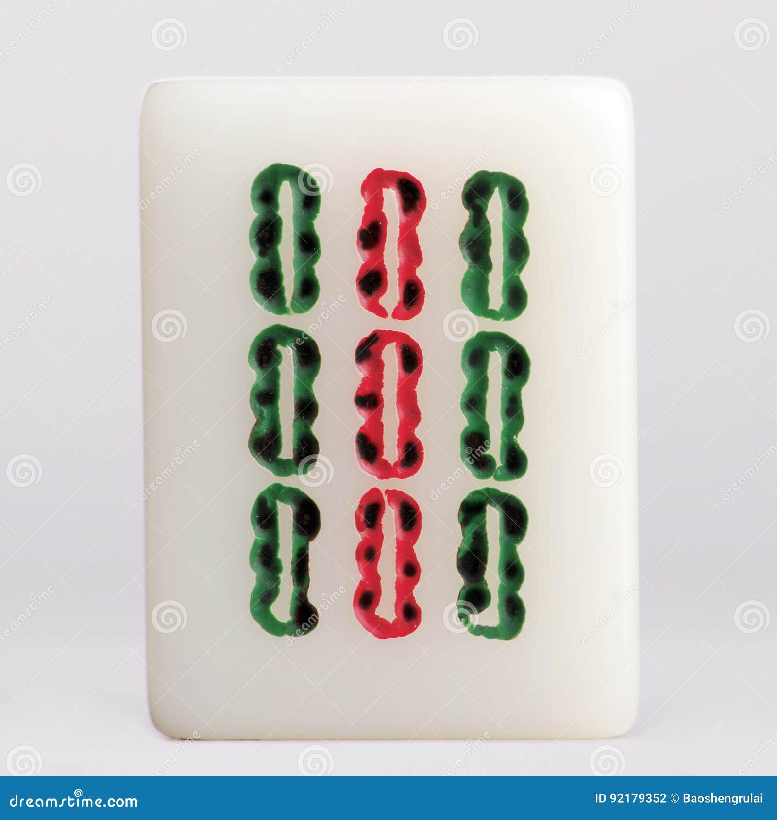 Bambous d †de Mahjong»