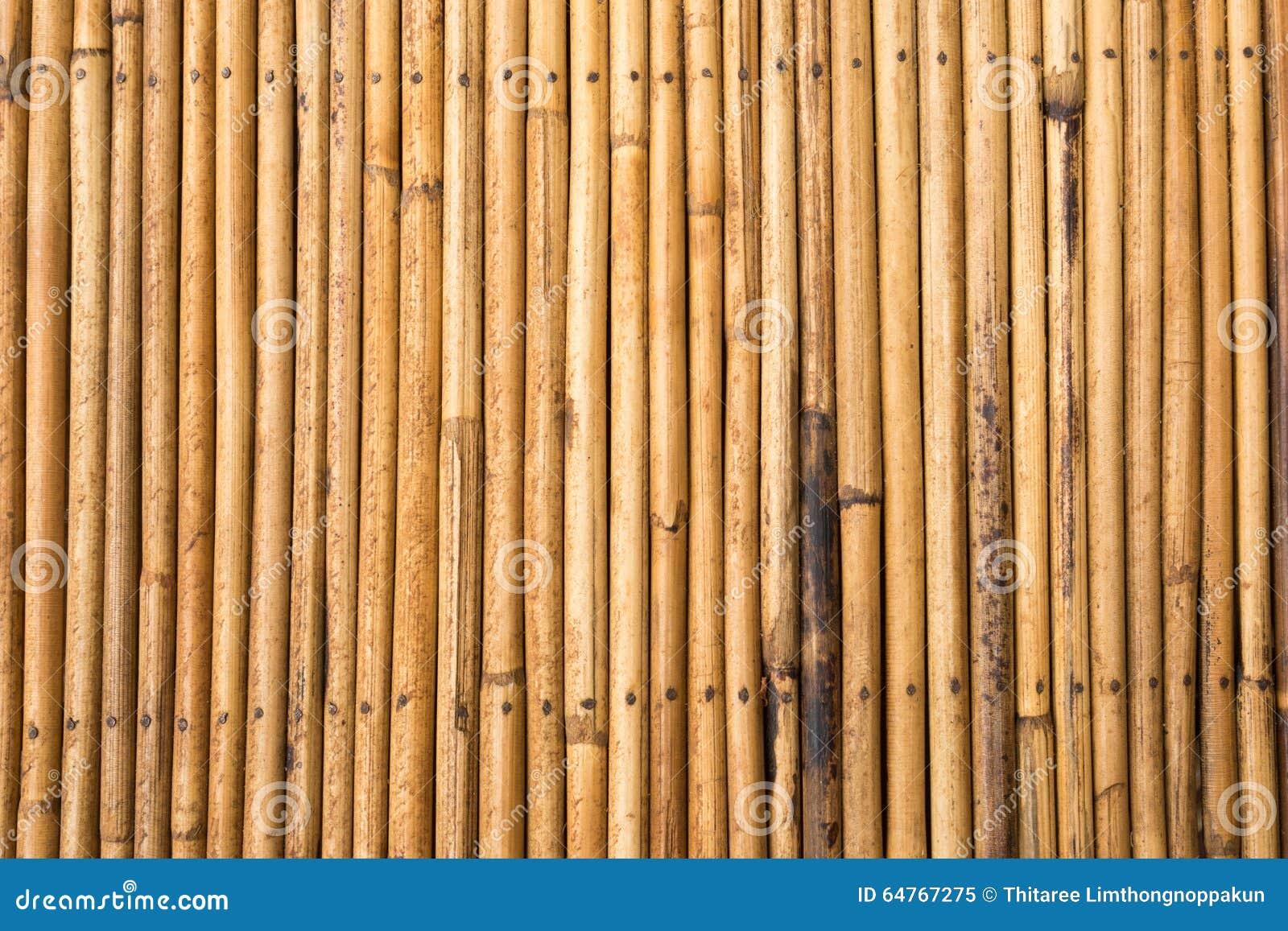 Bambus für Hintergrundbild stockbild. Bild von handmade - 64767275