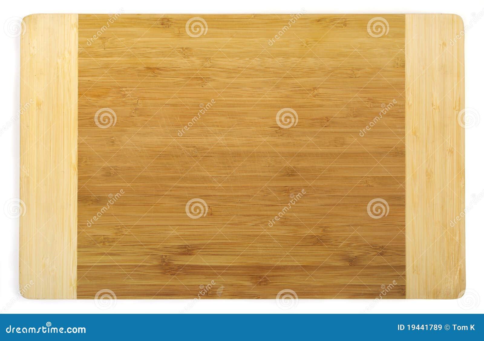 Bambus Kuchnia Deskowa Tnąca Obraz Stock Obraz Złożonej Z