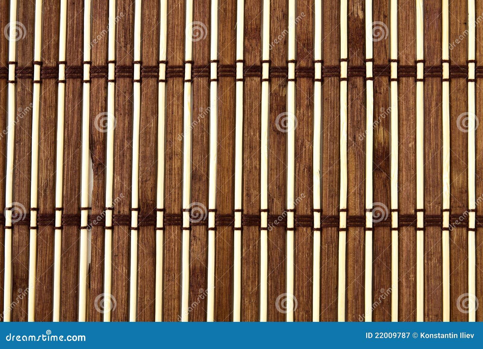 Bambusmatten Stockbild Bild Von Bild Steuerknuppel 22009787