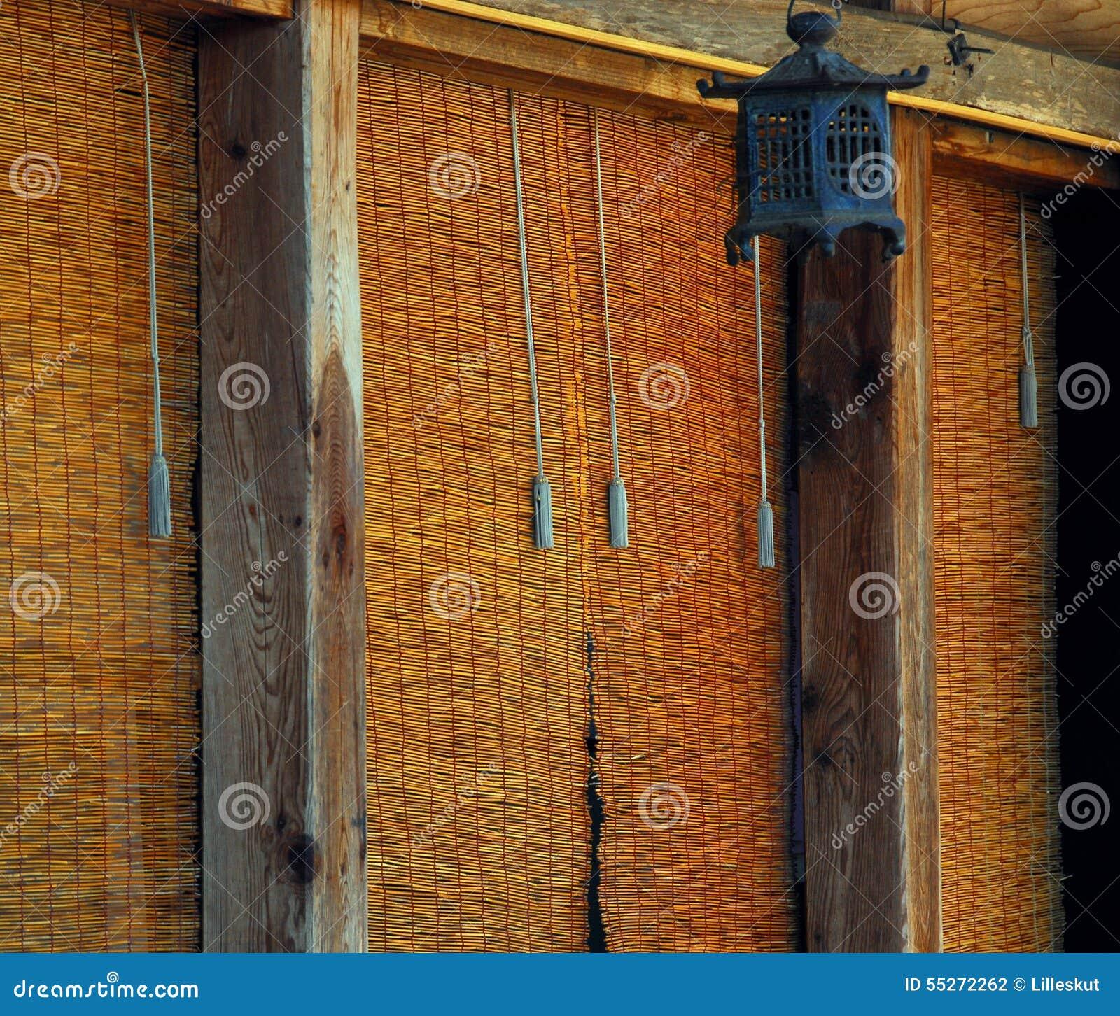 Bambusowa zasłona