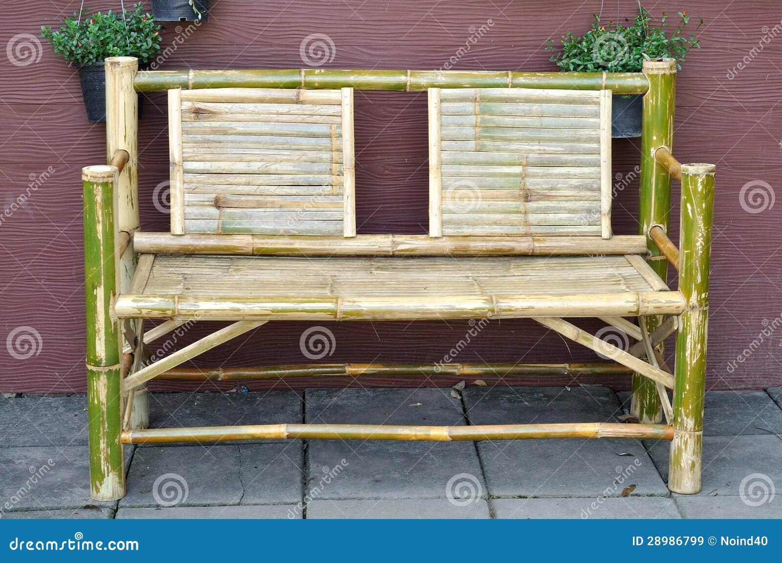 bambusstuhl stockbild. bild von funktion, alter, rest - 28986799