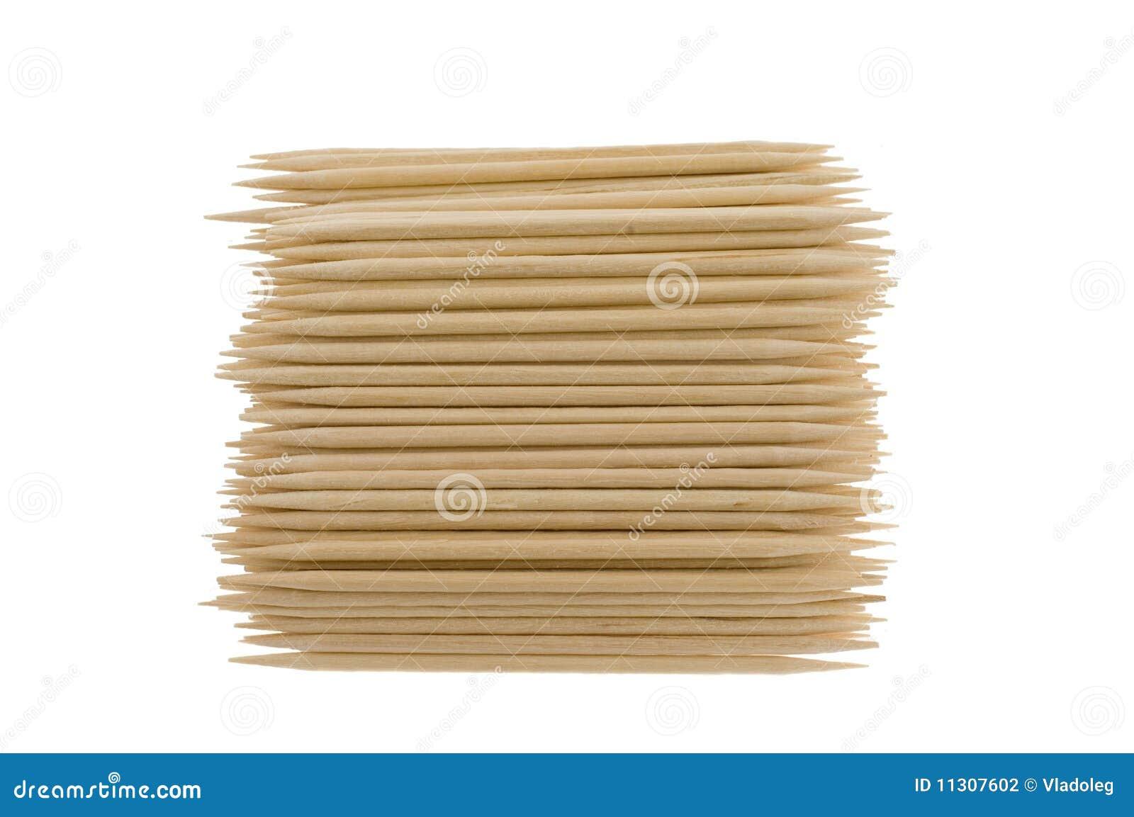 Bambustoothpicks