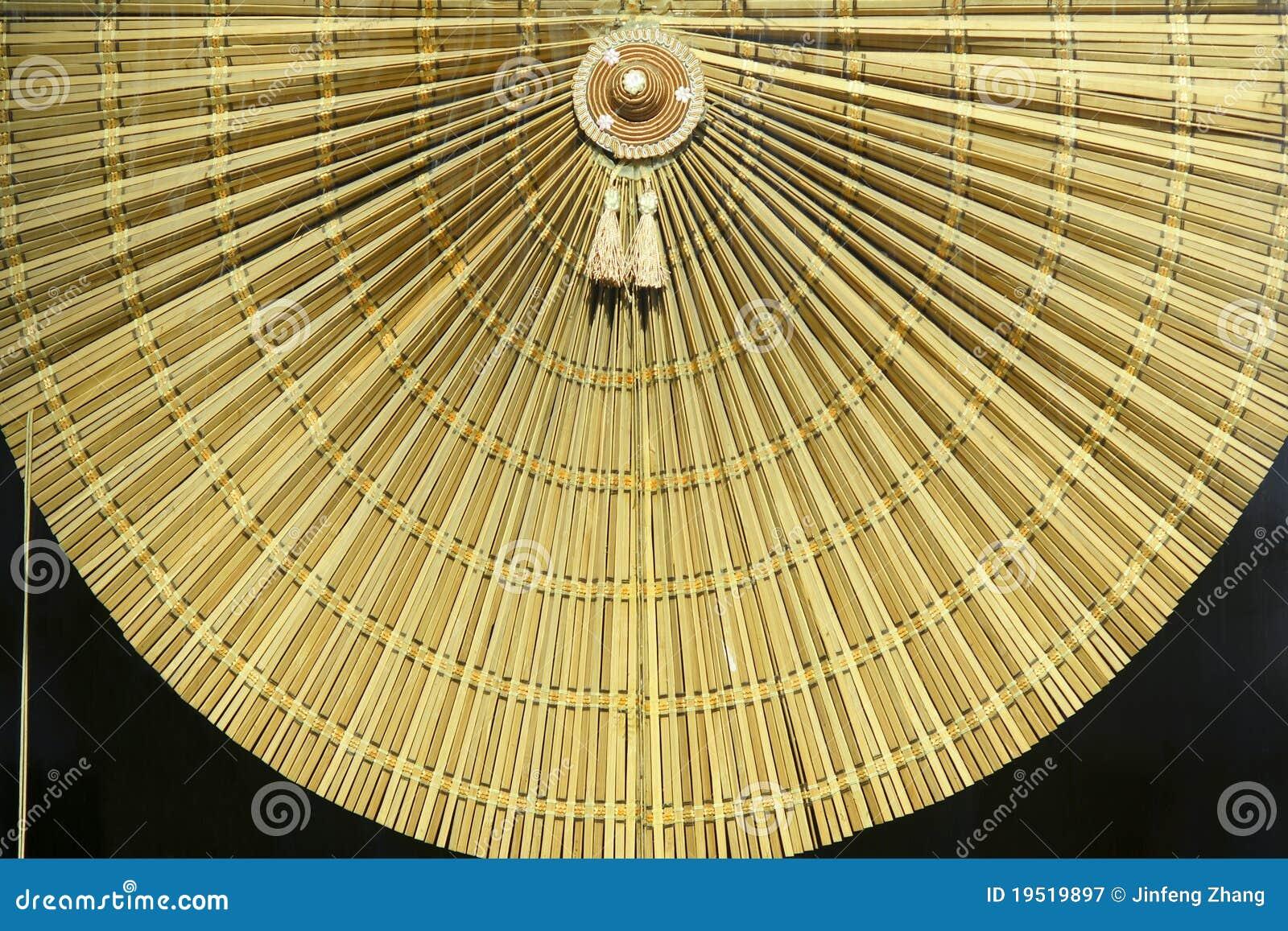 Bambusvorhang Stockbild Bild Von Bedeutung Bambus Purdah 19519897