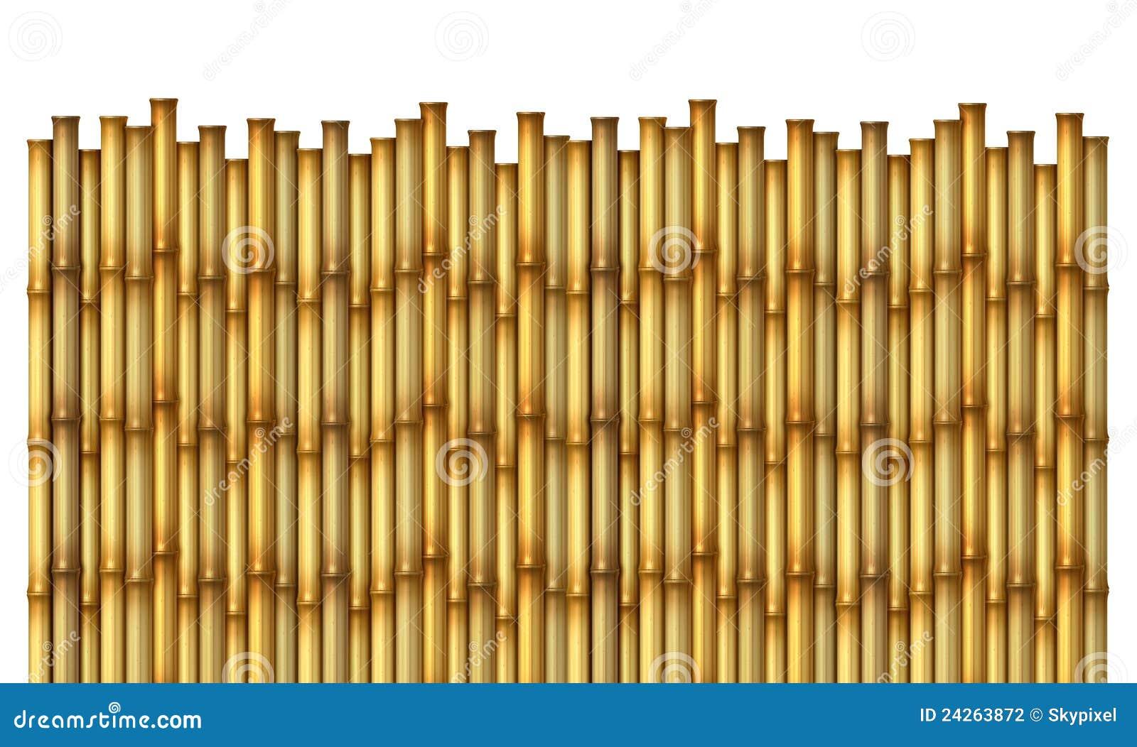 bambuszaun stockfotografie bild 24263872. Black Bedroom Furniture Sets. Home Design Ideas
