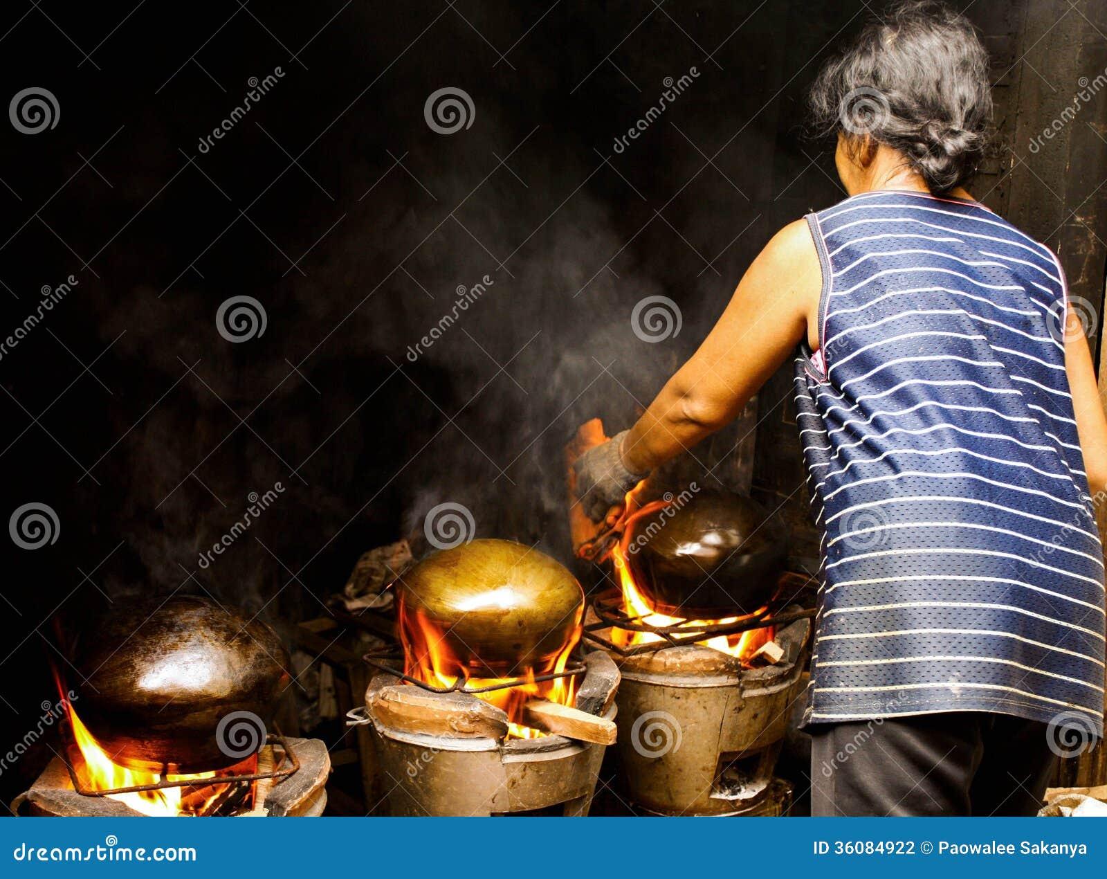 Ban Baat Community Editorial Photography - Image: 36084922