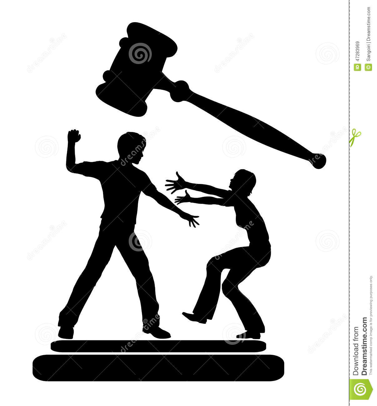 cartoons must be banned Parents must explain that the cartoon character in a certain scene has not been harmed, but would actually be seriously injured or die in real life parents should also tell their children that violent behaviour is not the best course of action to resolve a conflict.
