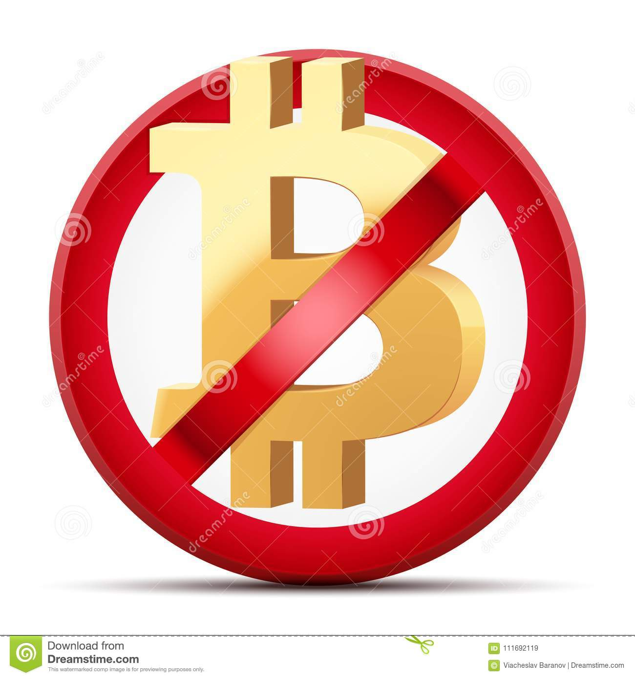 is it possible to ban bitcoin