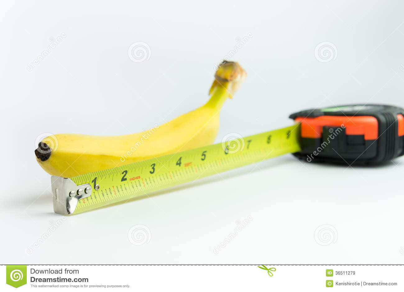 Banan och mätaband