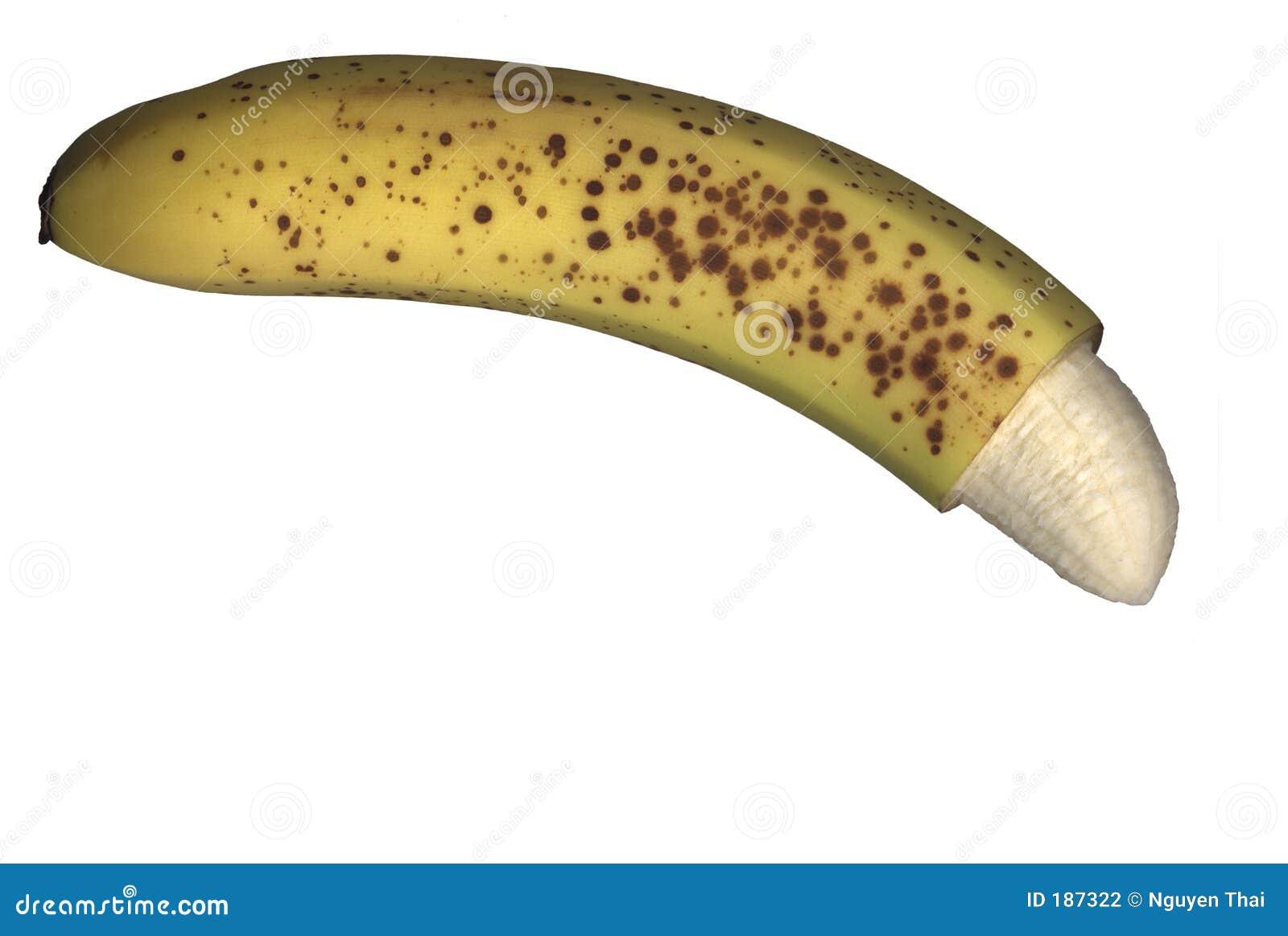 Banana circoncisa