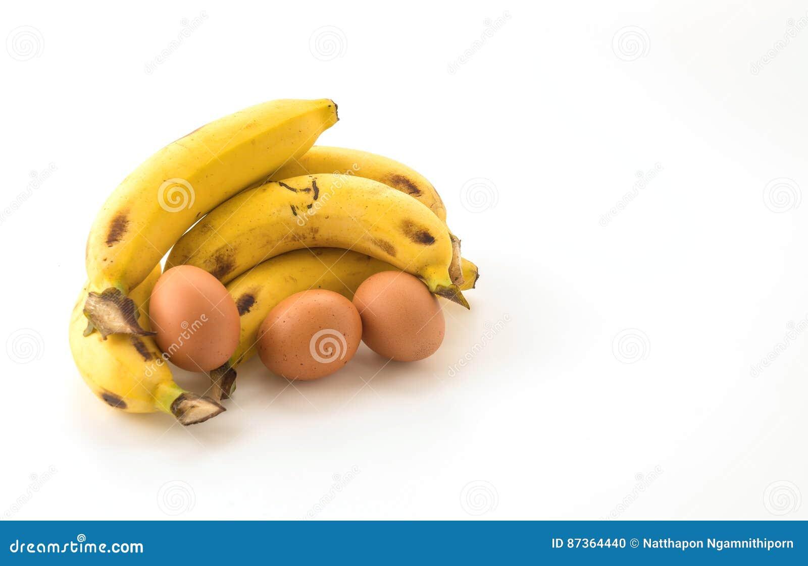 dieta do ovo e banana