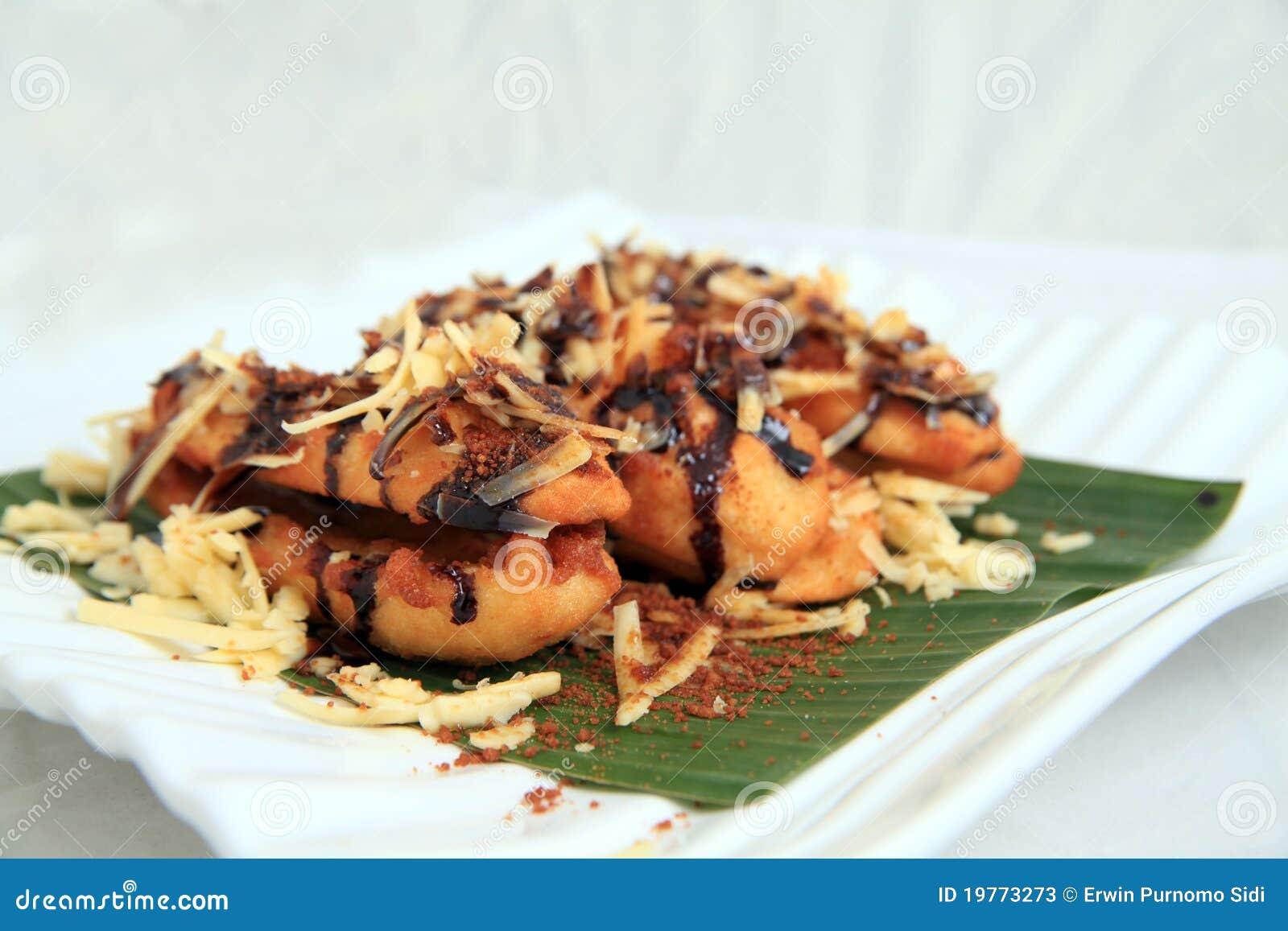Banana fritada