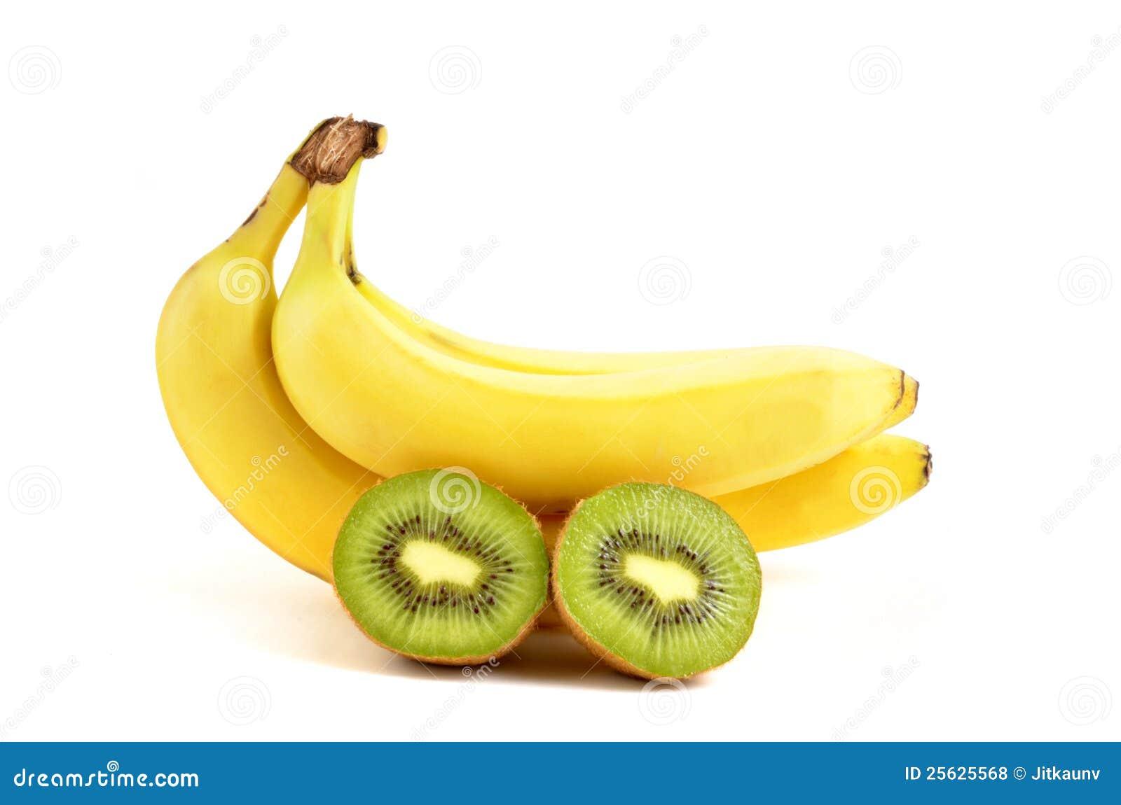 Банан киви рецепты