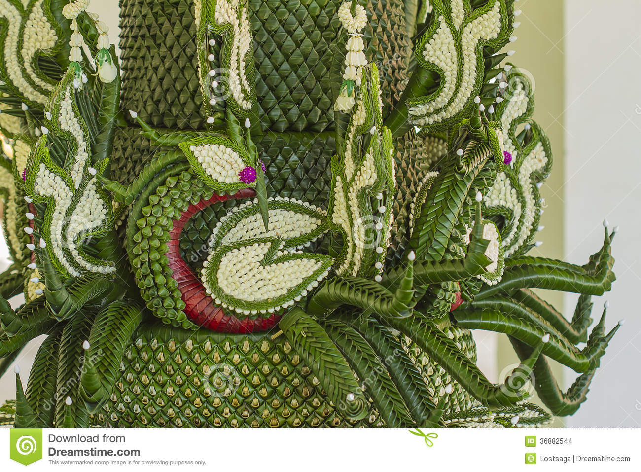 banana leaf stock images image 36882544
