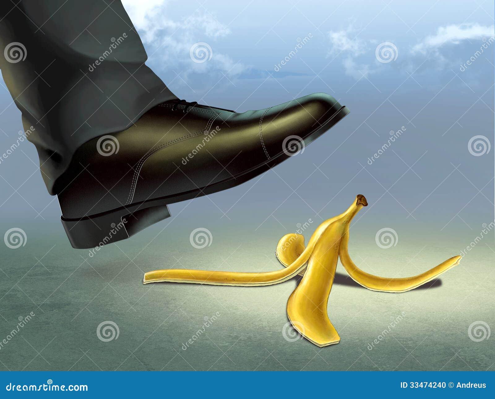 Член в кожуру от банана 13 фотография