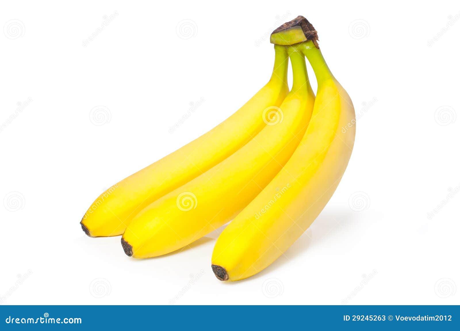 Download Bananas imagem de stock. Imagem de gourmet, vegetal, tropical - 29245263