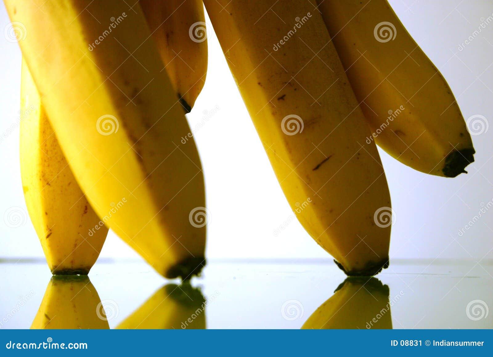 Bananas parade