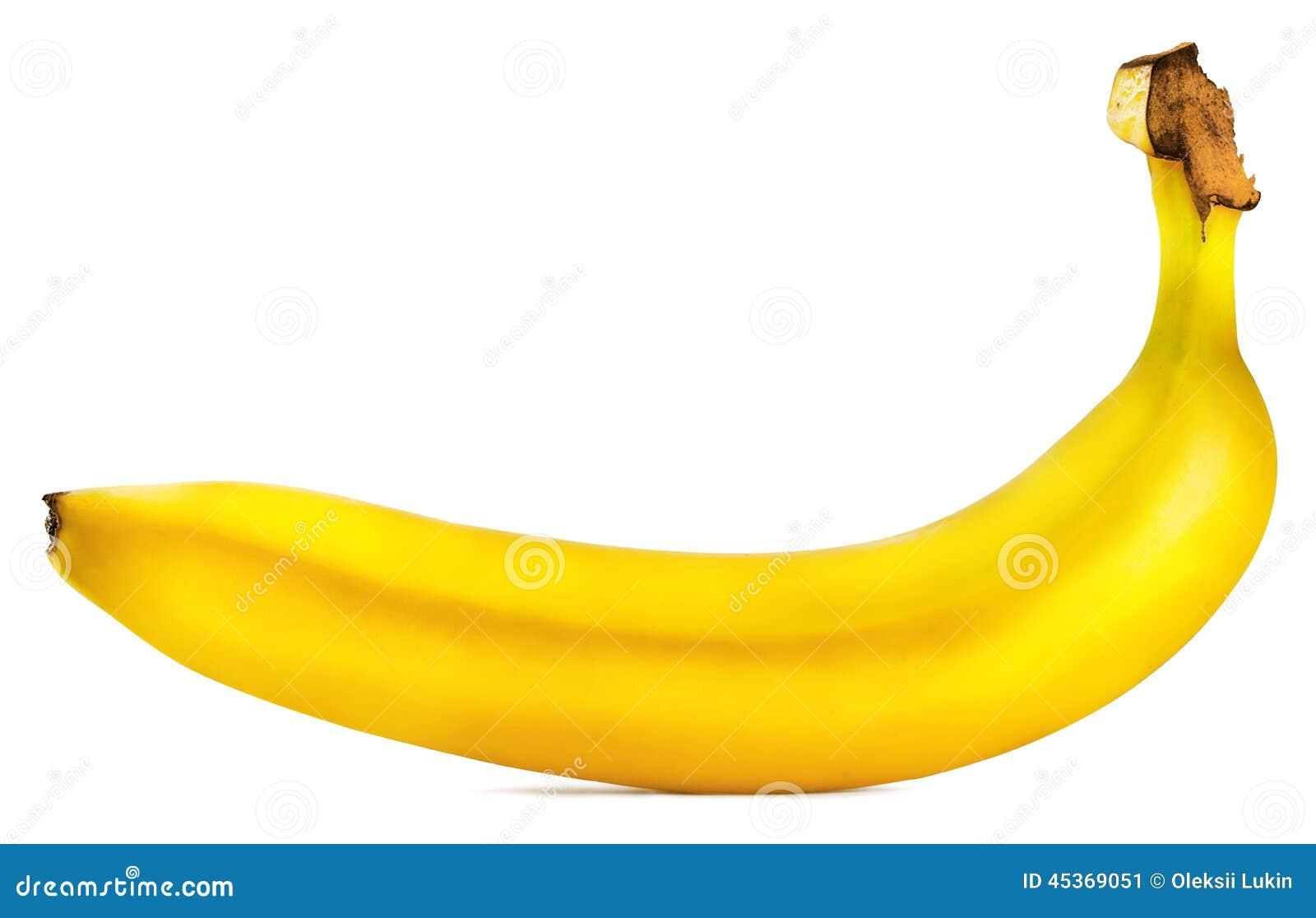 Banane mûre parfumée