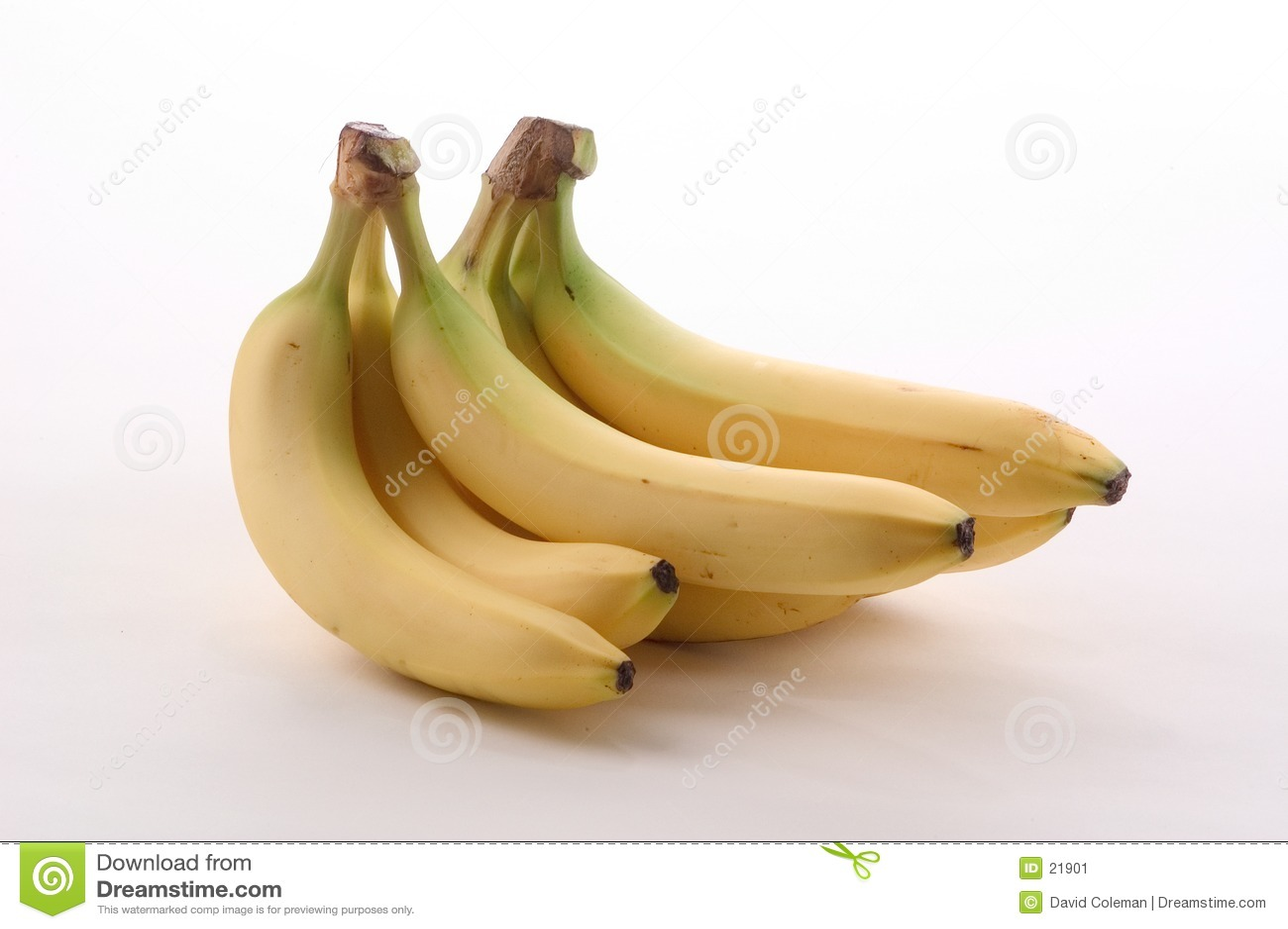 Bananen-Bündel