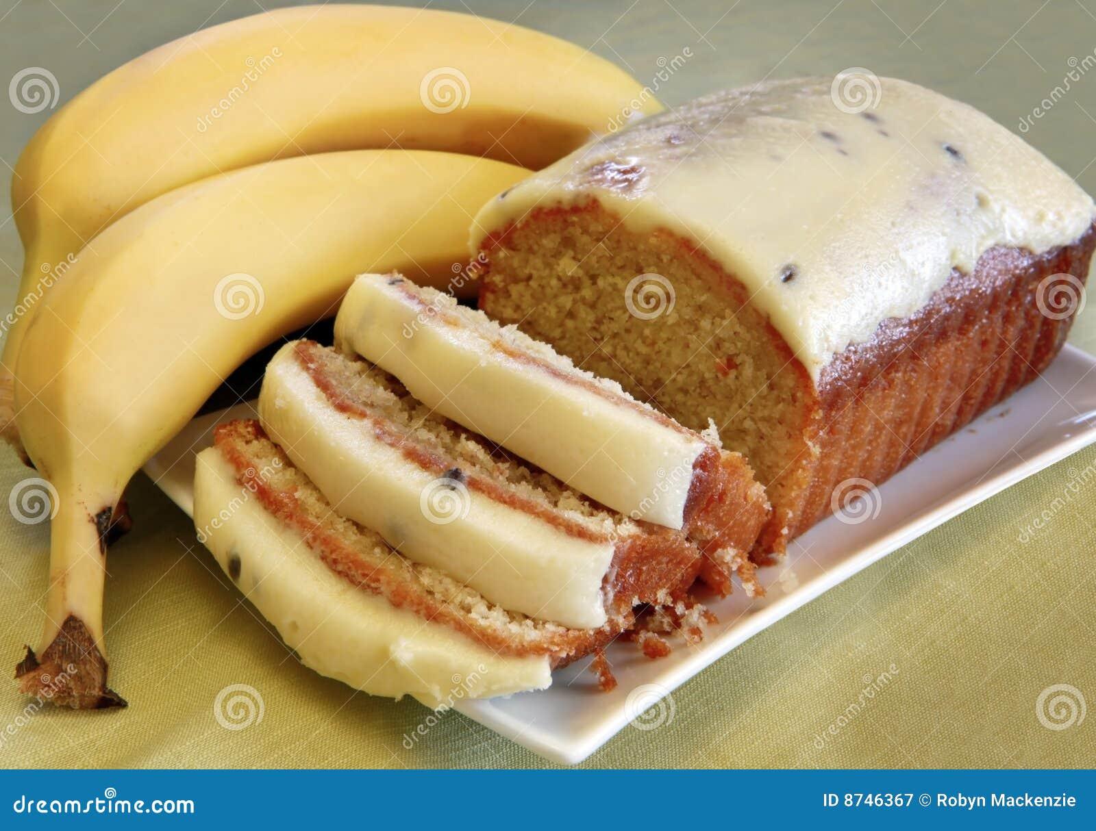 Cake Recipes Banana Loaf