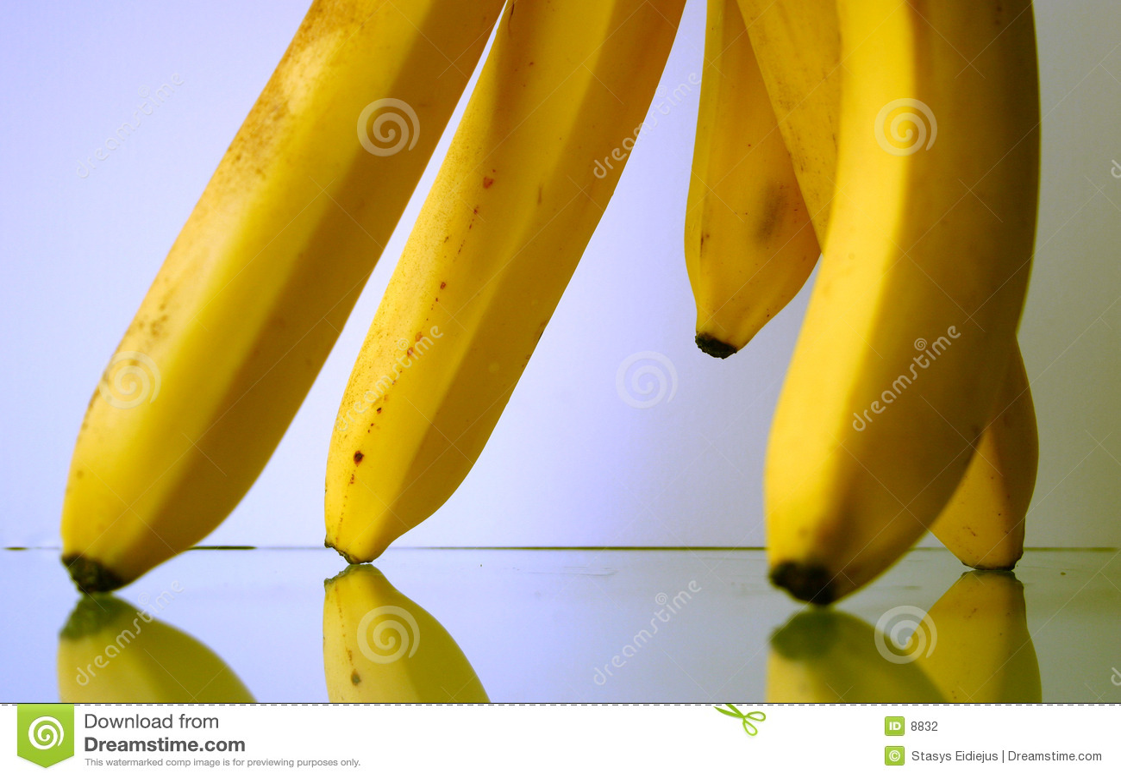 Bananer ii ståtar