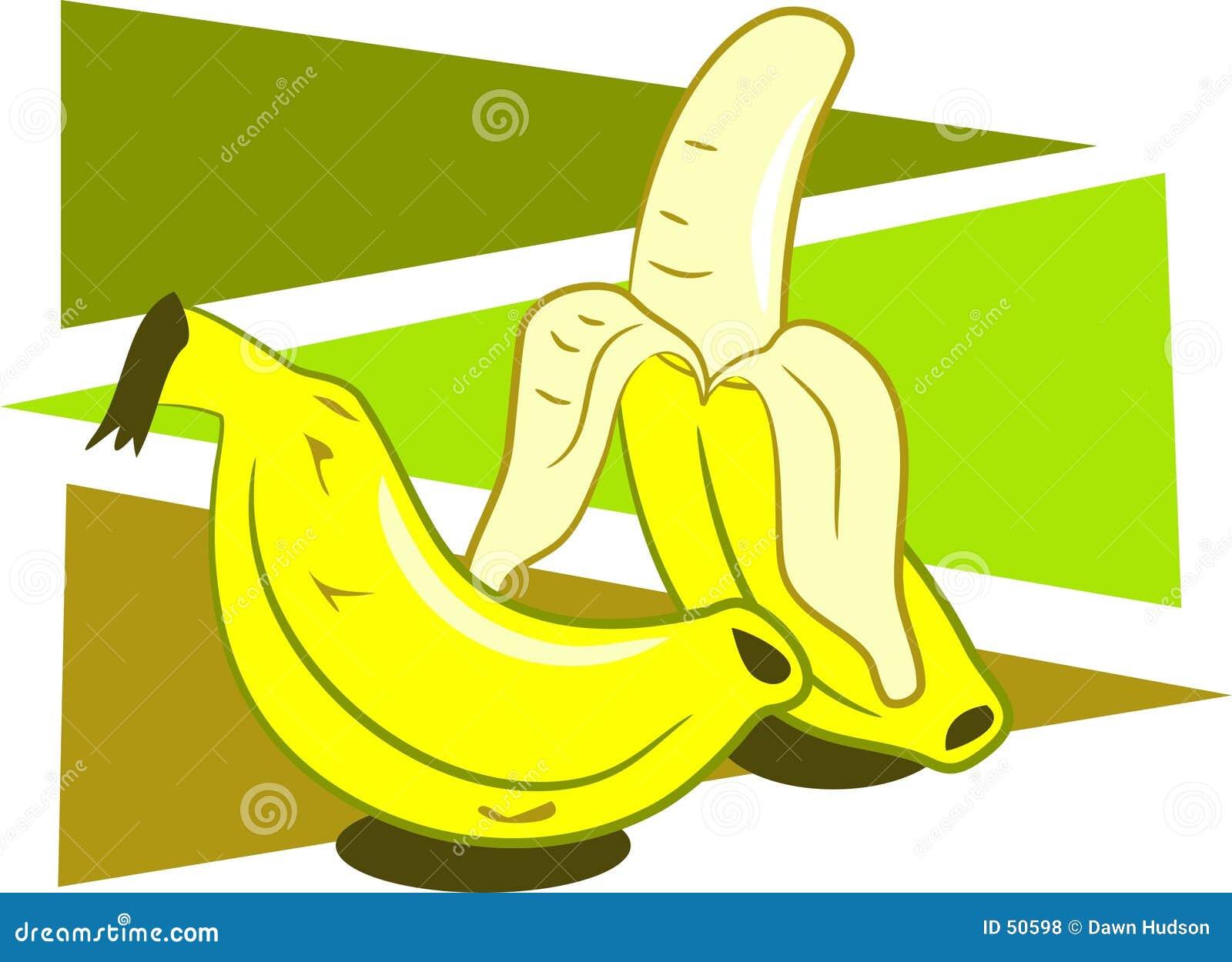 Download Bananes illustration de vecteur. Illustration du nourriture - 50598